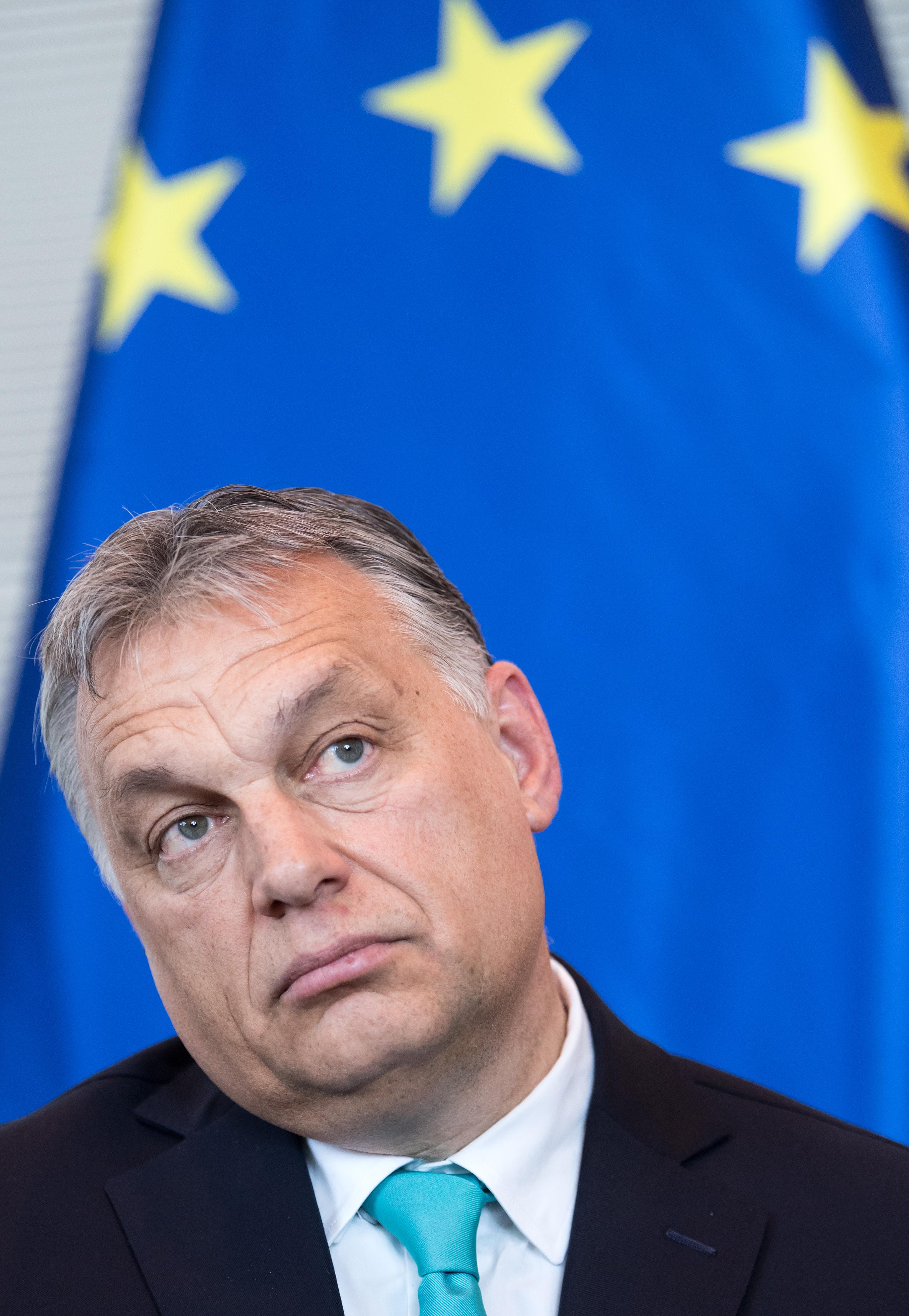 Orbán nem találkozik palesztin vezetőkkel Izraelben