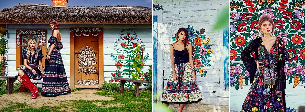 Meglopja-e a magyar parasztasszonyokat az osztrák divattervező, aki 650 euróért adja a matyómintás ruháit?
