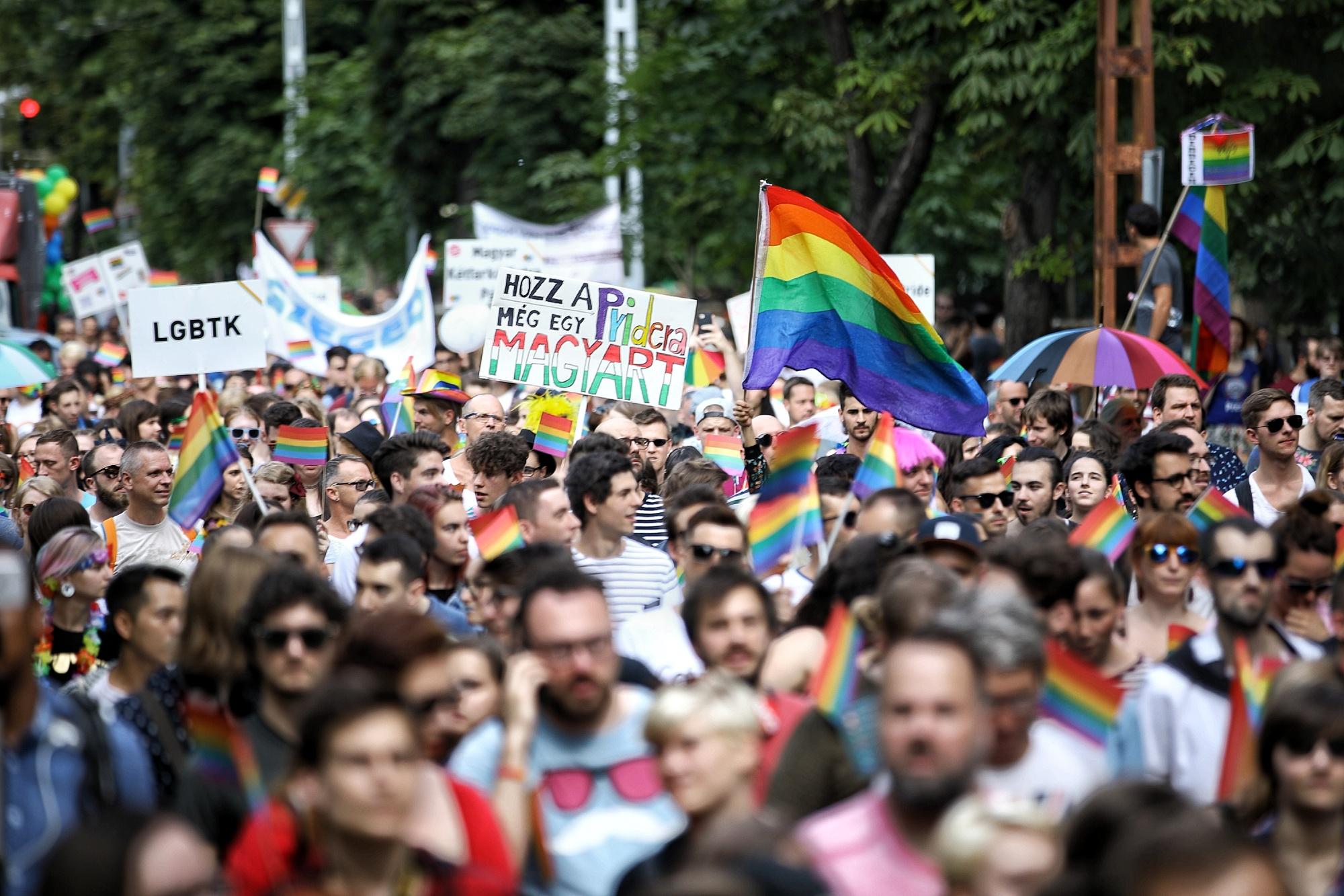 A bíróságon sikerült elérni, hogy ne legyen teljesen lezárva az idei Pride