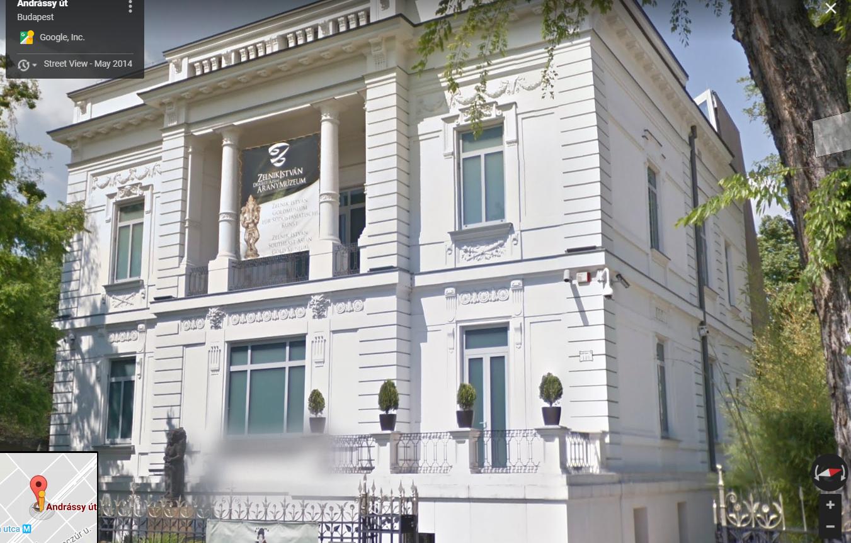Elég olcsón ment el az Andrássy úti Aranymúzeum