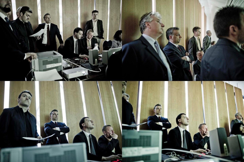 A választási informatikai rendszer későbbi kulcsemberei ott voltak a Fidesz 2010-es eredményváróján