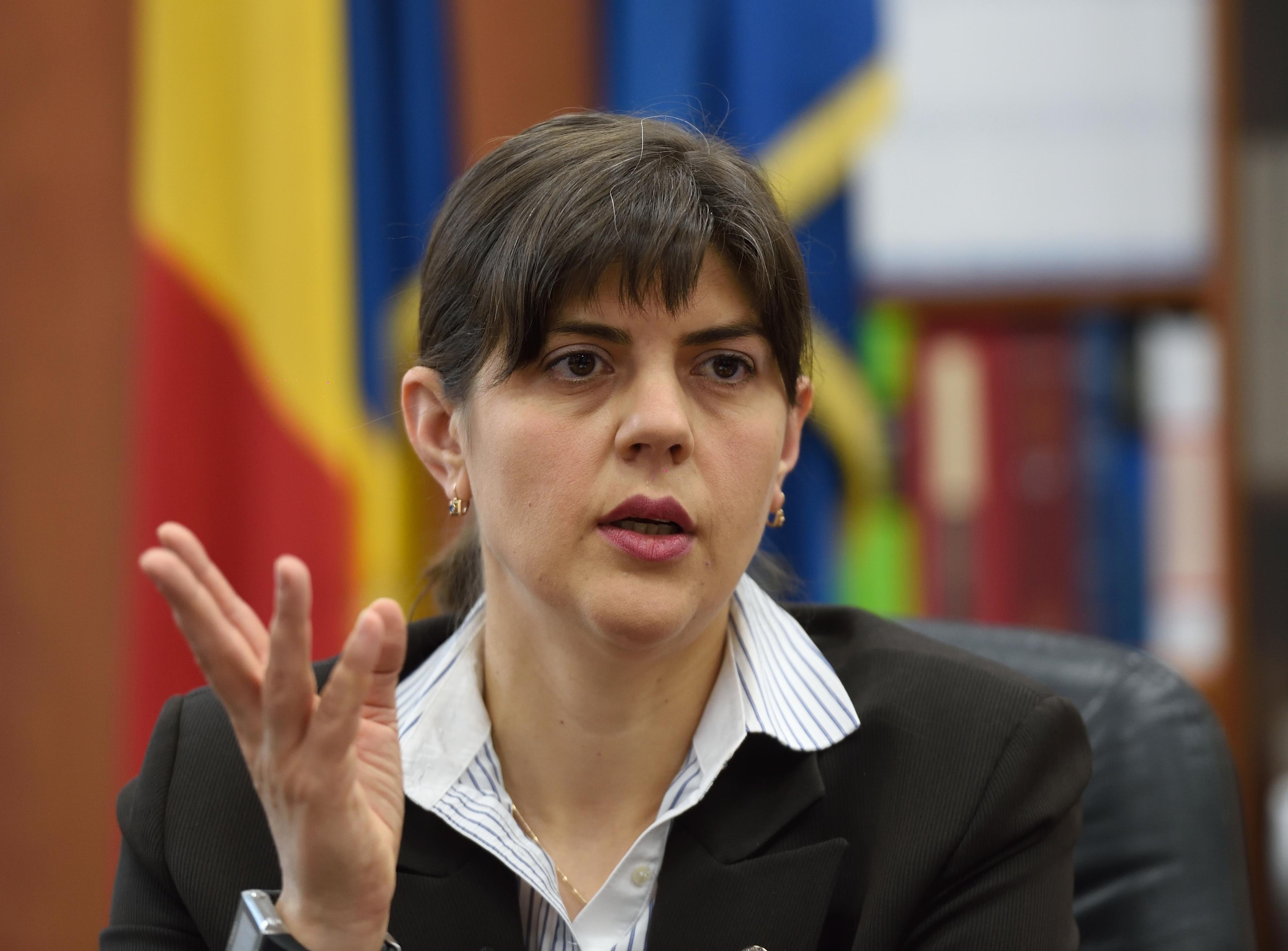 Hivatalosan is eldőlt, Laura Codruta Kövesi lesz az EU első főügyésze