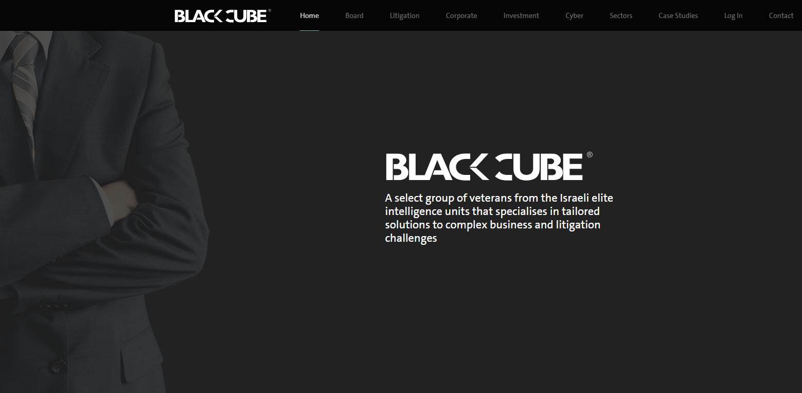 Elismerte a Black Cube, hogy ők kémkedtek a magyar civilek után