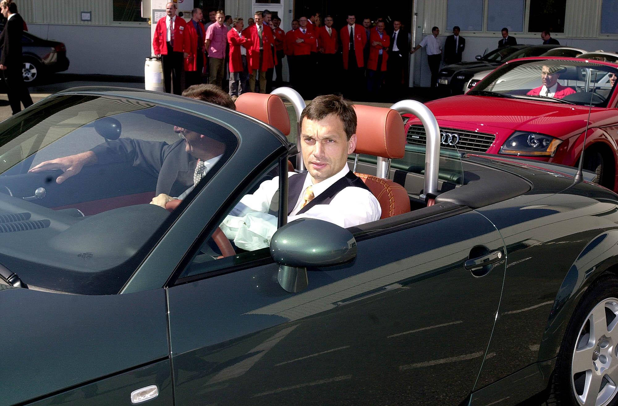 A magyar kormány először szembesült azzal, hogy bajban leszünk, ha véget ér a hagyományos autógyárak korszaka