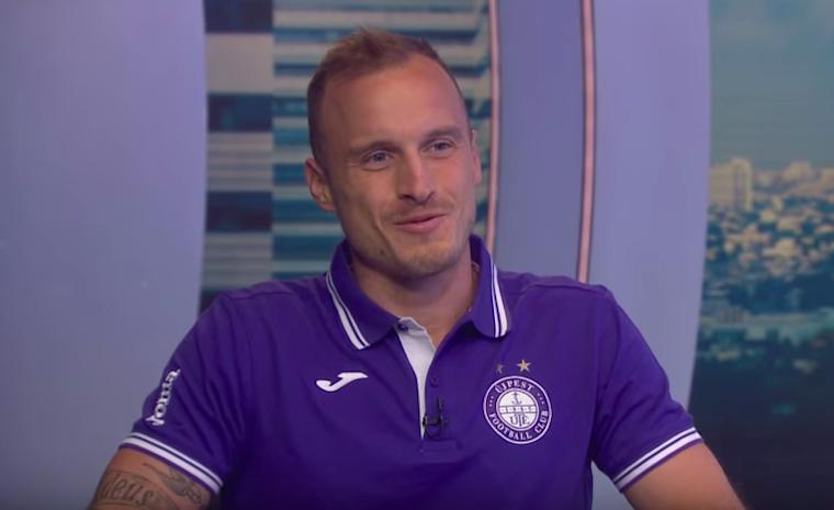 Úgy kiborult a saját klubjára és akkorát hisztizett az újságban a megalázott Újpest csapatkapitánya, amilyen még nem volt talán a magyar fociban
