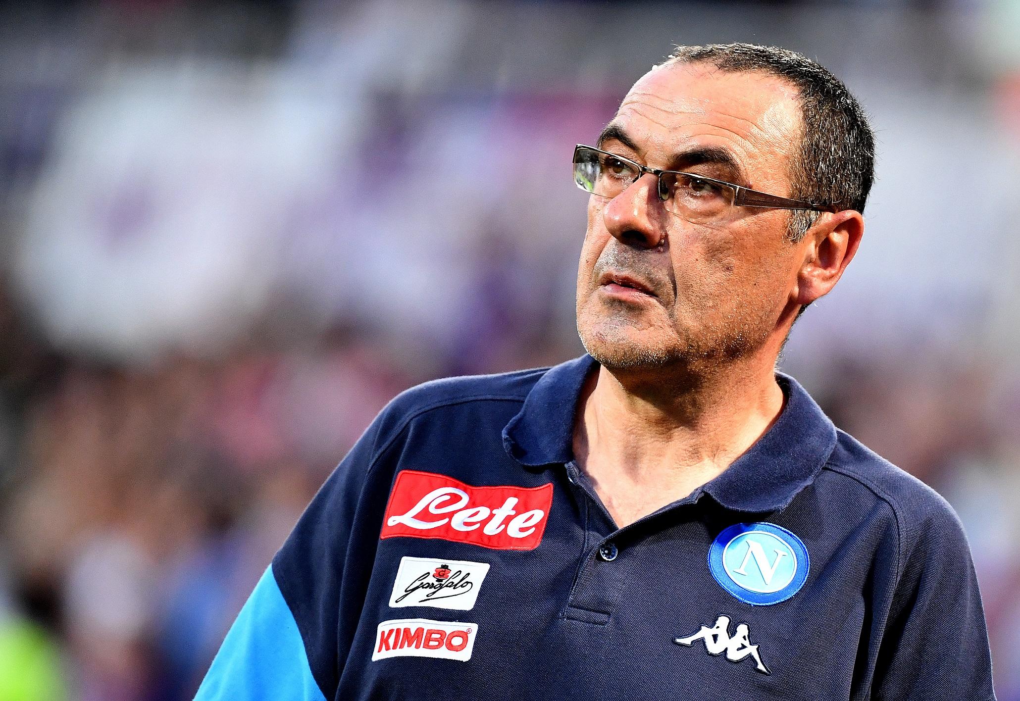Maurizio Sarri váltja Contét a Chelsea-nél