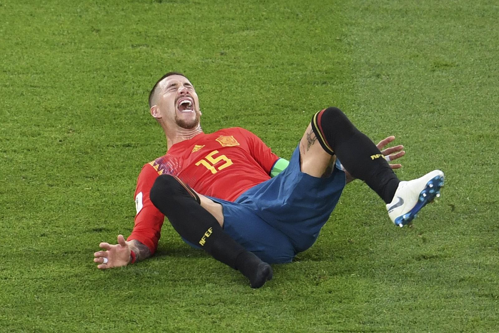 Nem lesz Real Madrid játékos a spanyol Eb-keretben