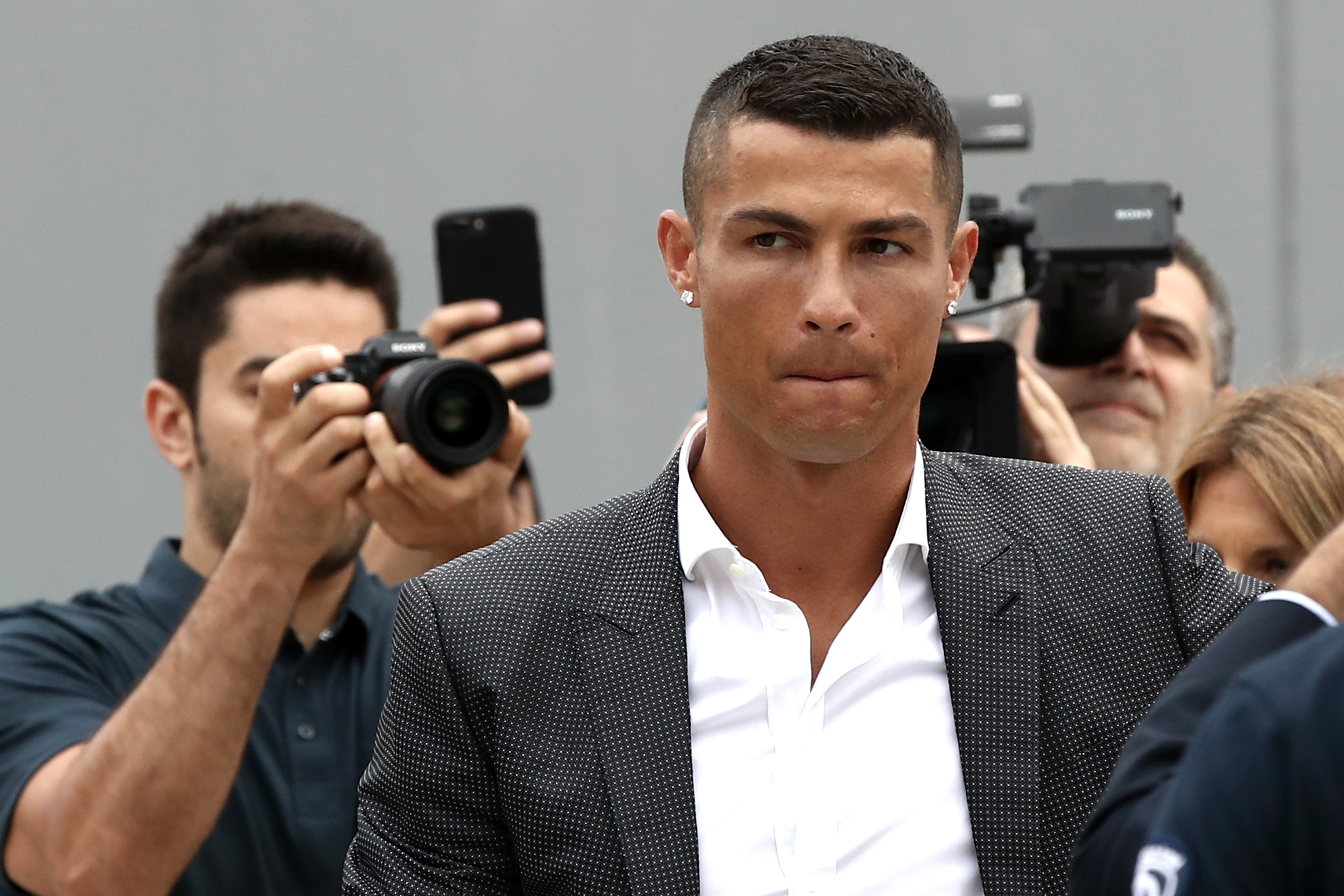 Nem emelnek vádat Cristiano Ronaldo ellen nemi erőszak miatt