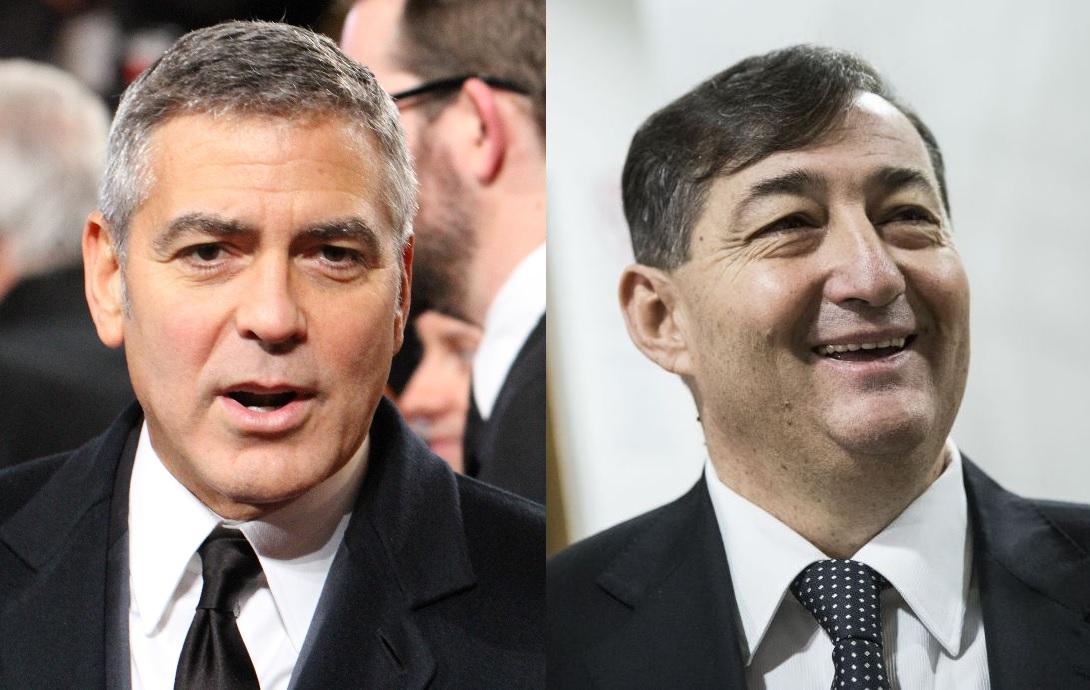 Színész még nem kaszált akkorát egy év alatt, mint George Clooney, bár a dollármilliárdost alakító Mészáros Lőrinc ennek a többszörösét kereste meg