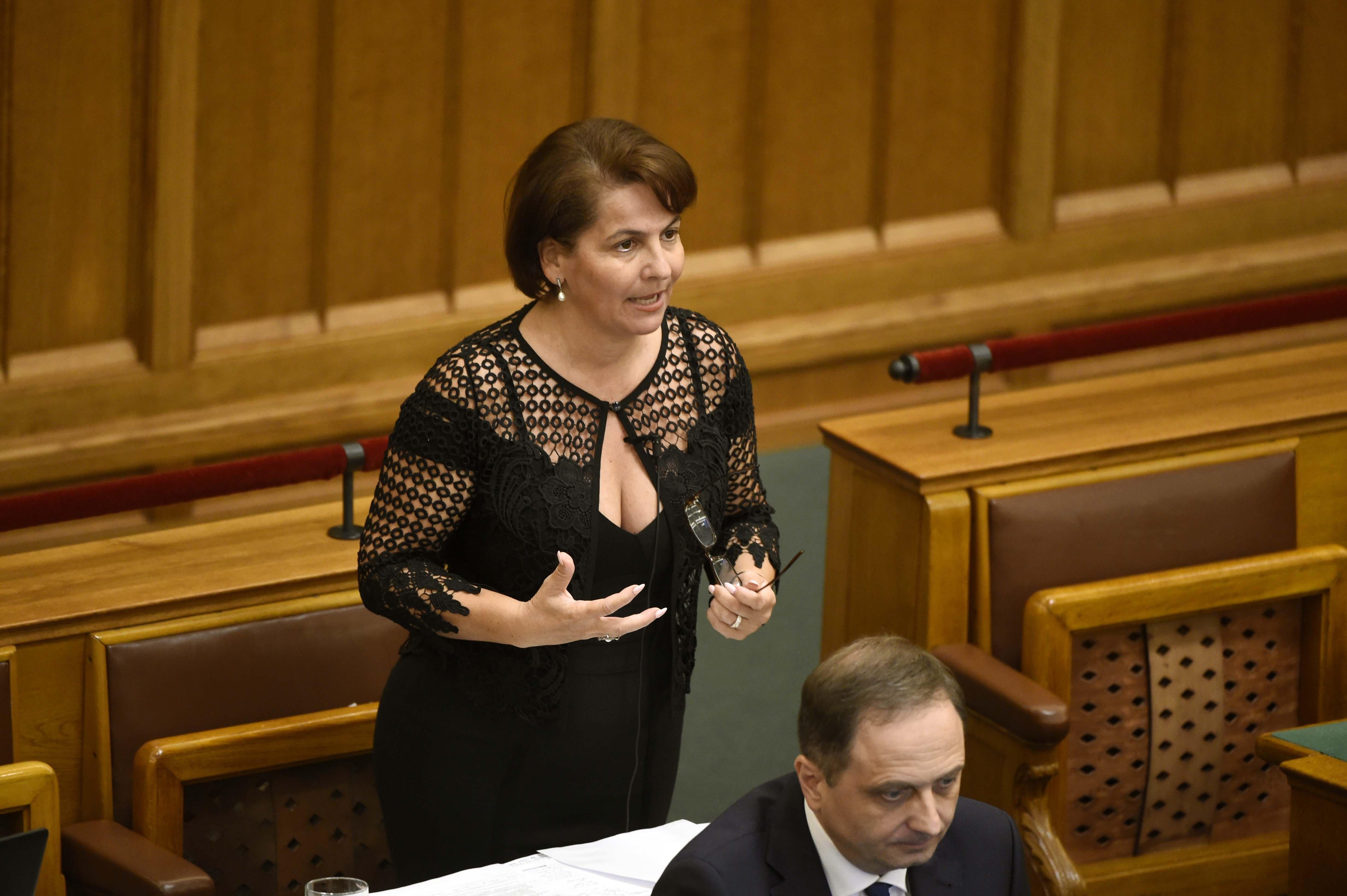 Áll a bál a Jobbik-frakcióban: Varga-Dammot kizárnák, Sneider nem enged