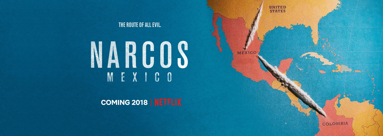 Jön a negyedik Narcos: irány Mexikó