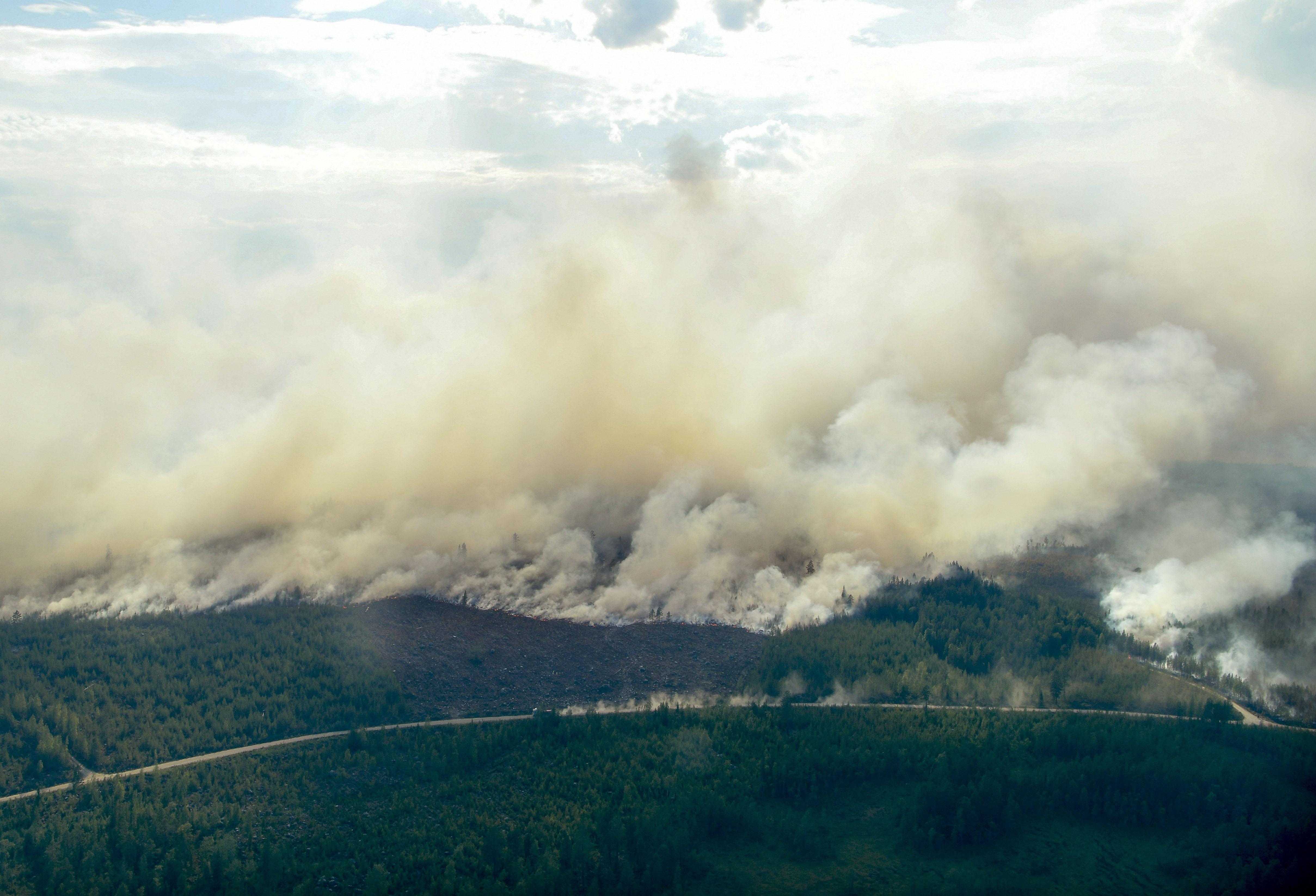 Nem elég a járvány, fokozott tűzveszély is van hét magyar megyében