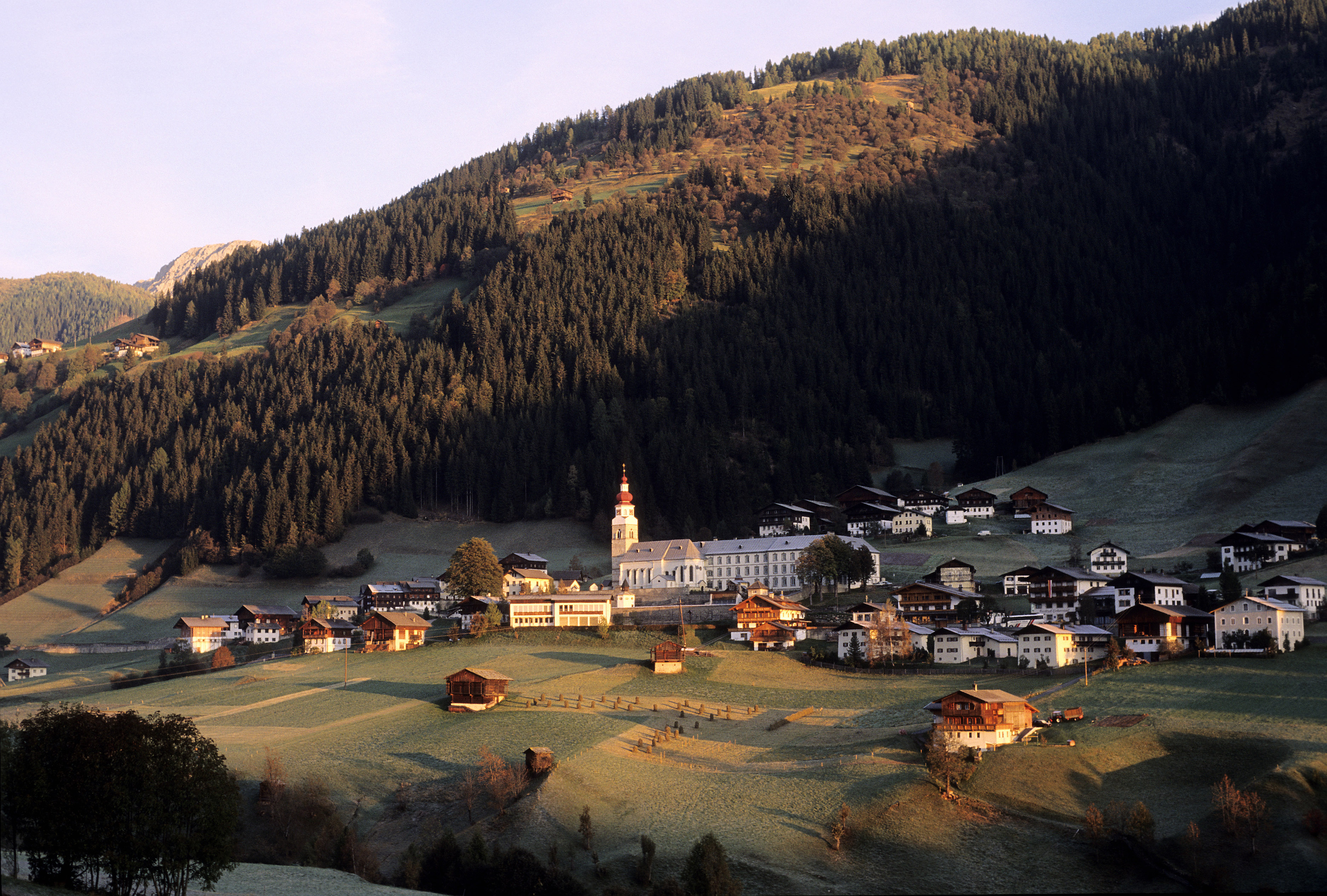 Egy kb. 2000 éves szentélyt tártak fel Tirolban