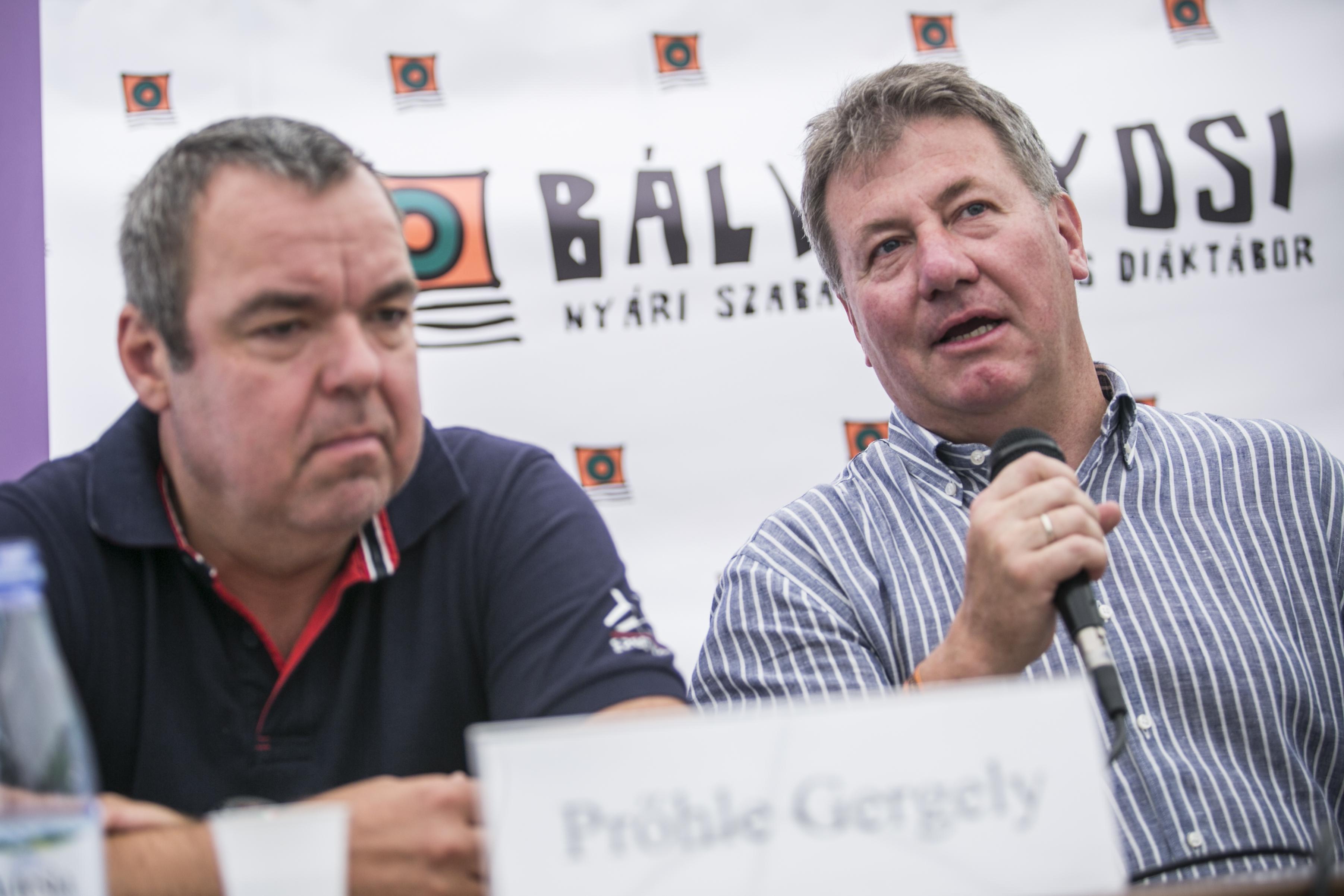 Az ATV szerint leváltják a fideszes kultúrharcban leginkább támadott Prőhle Gergelyt