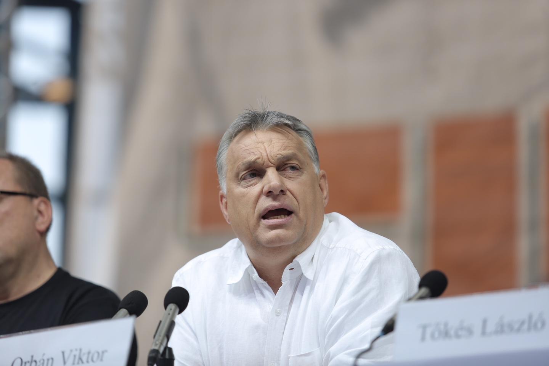 Orbán: Nyugaton liberalizmus van, demokrácia nincs
