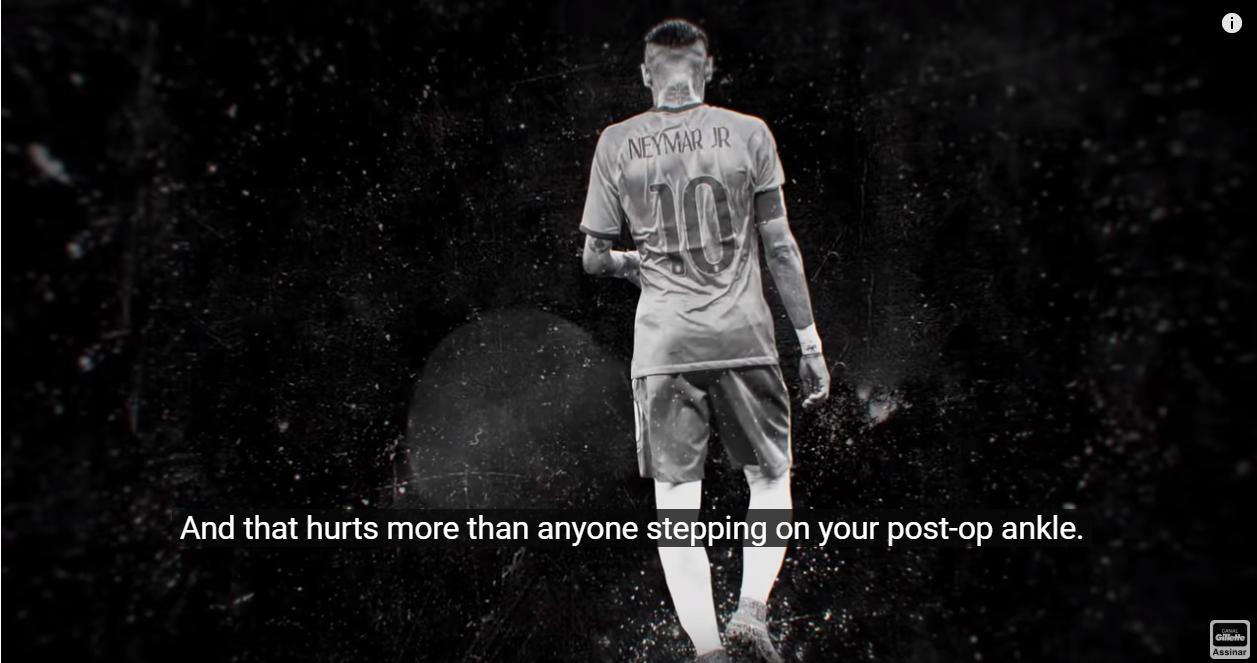 Neymar először reagált a vébére, a műeséseire és arra, hogy rajta röhög a világ - mindezt egy reklámban