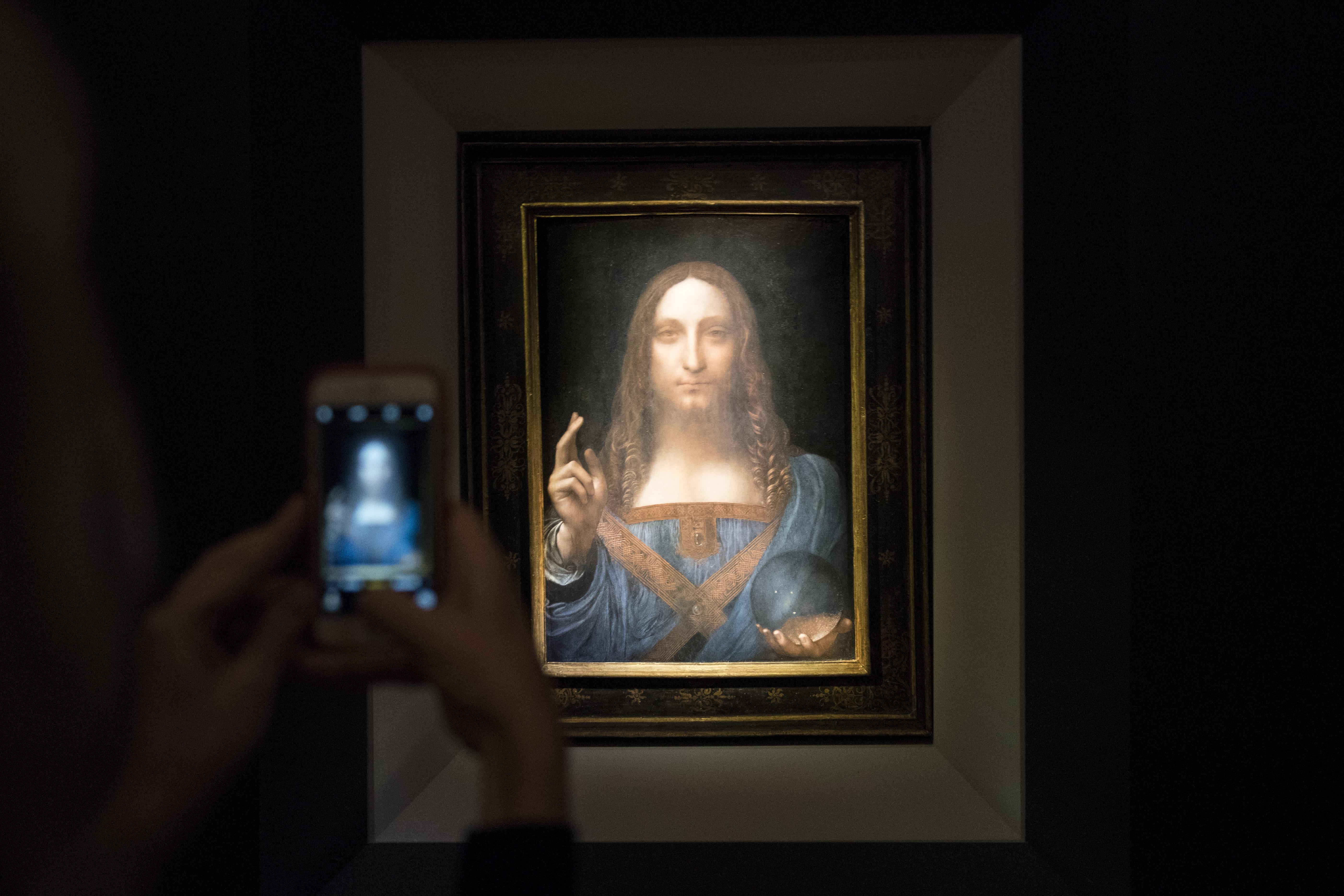 A szaúdi koronaherceg jachtján lóghat Leonardo 450 millió dollárért elkelt festménye