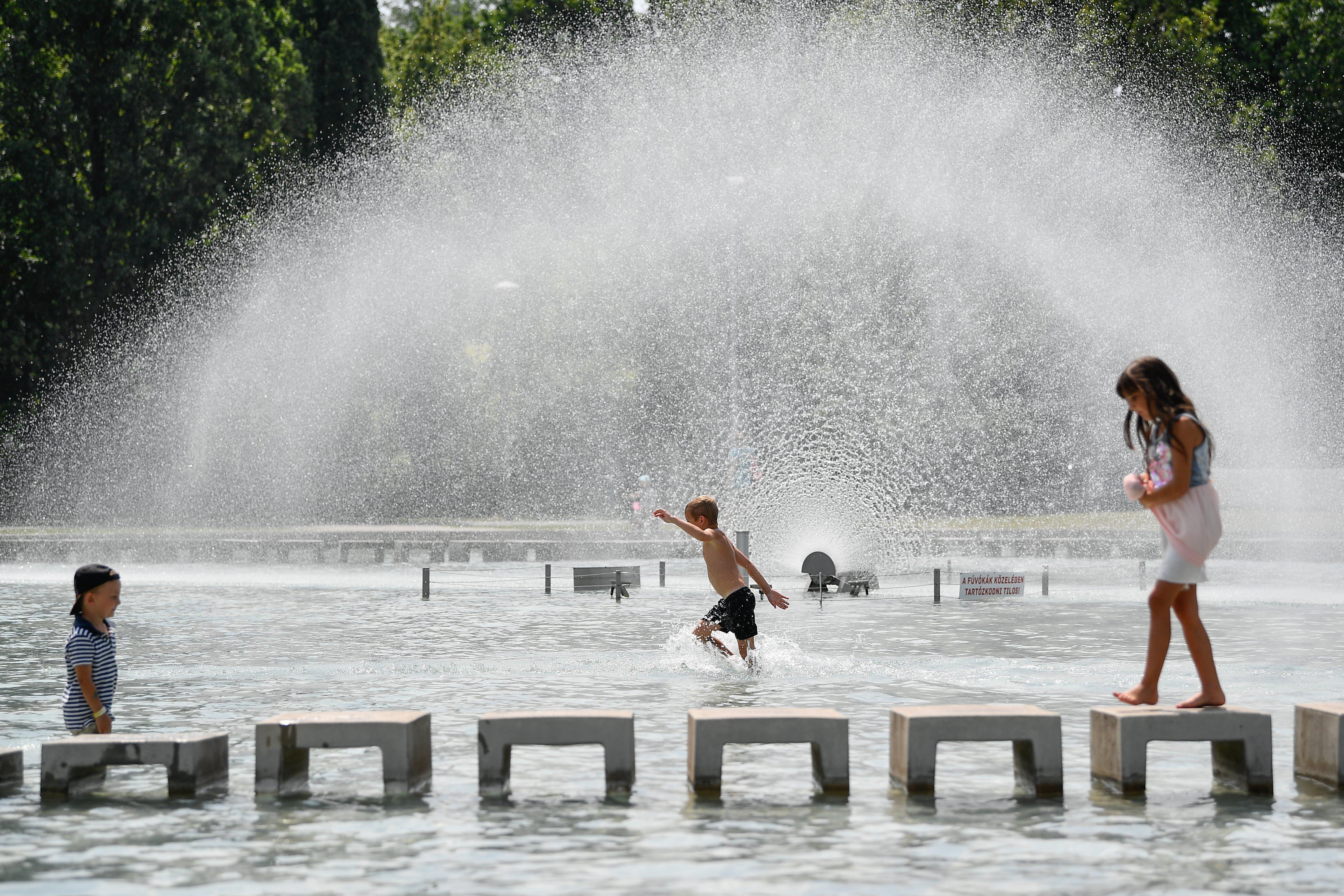 Megállapították, hogy a felmelegedésből a felmelegedés jelenti a legnagyobb egészségügyi kockázatot Magyarországon
