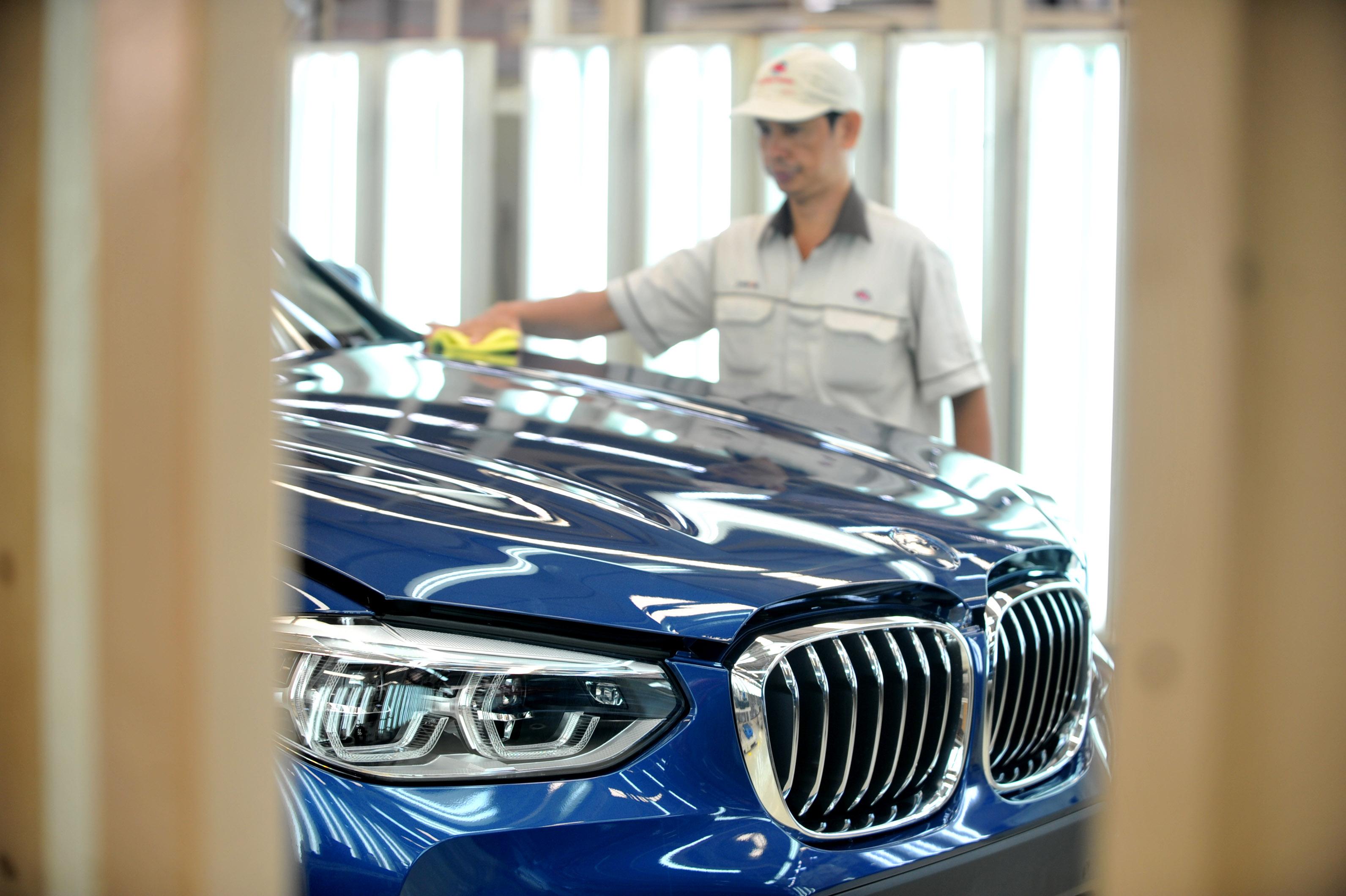 Aggasztja a német autógyártókat az USA és a Mexikó új vámalkuja