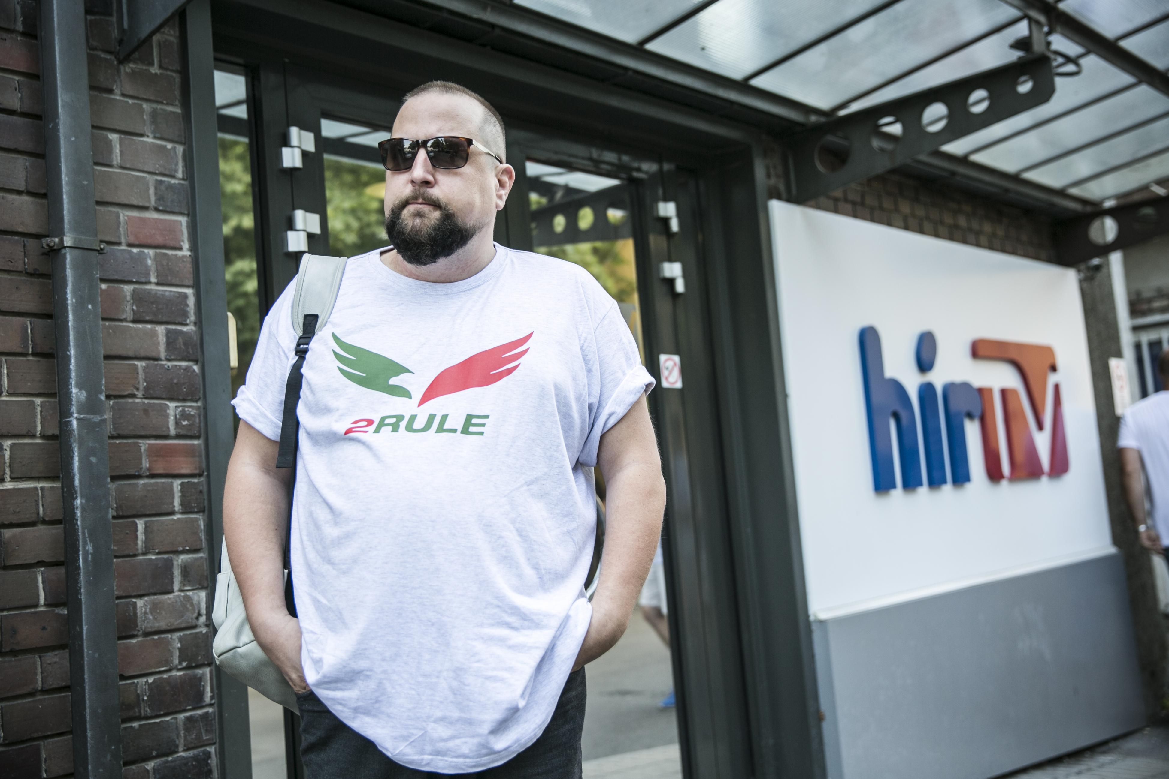 A Magyar Hang újságíróját is kihallgatták, miután Mészáros Lőrinc egyik cége feljelentést tett