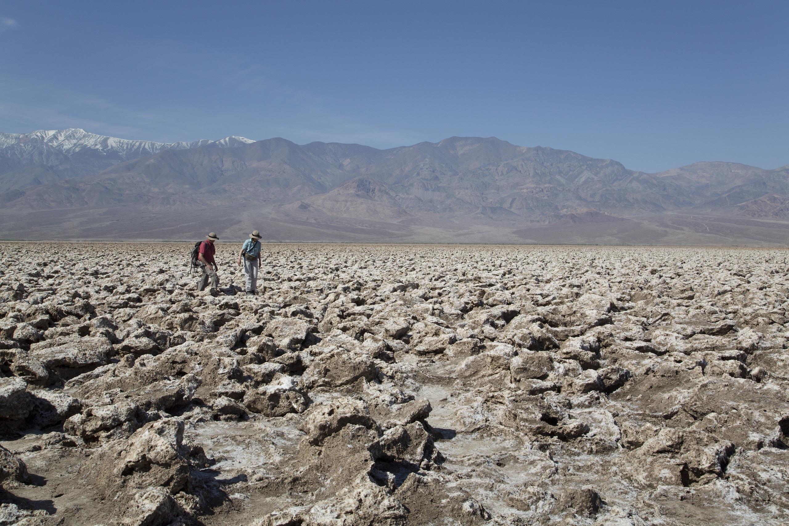 A kaliforniai Halál-völgyben a júliusi 42,28 fokos átlag-hőmérséklettel megdőlt a legforróbb hónap világrekordja