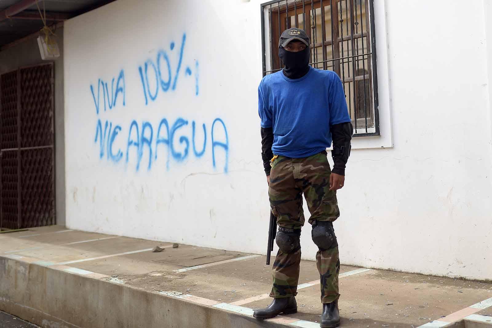 Nicaraguában szabadlábra helyezték az ellenzéki tüntetések főbb vezetőit