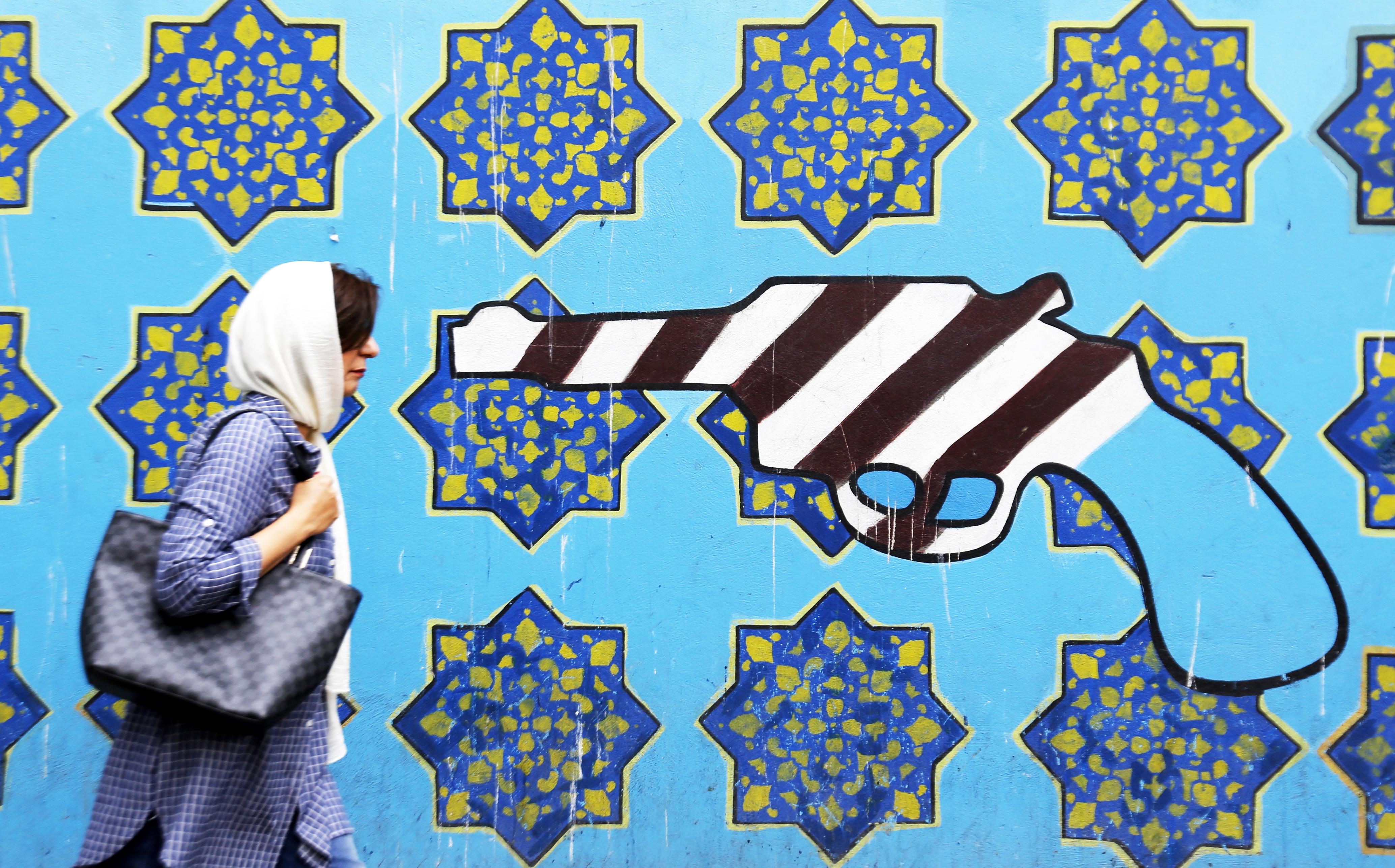 Trump emberei szerint már a szankciók bejelentése is elindította a politikai változást Iránban