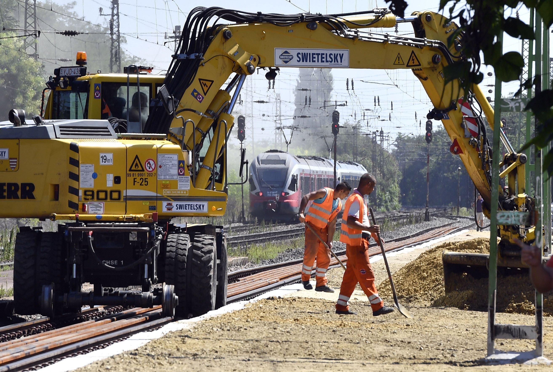 Elhárult az utolsó akadály, jövőre megkezdik a Budapest-Belgrád-Kína vasút építését