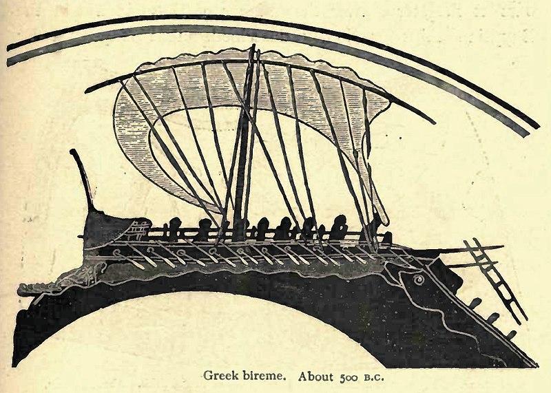 Egy több mint 2500 éve elsüllyedt görög hajó roncsait találták meg Ukrajna partjainál