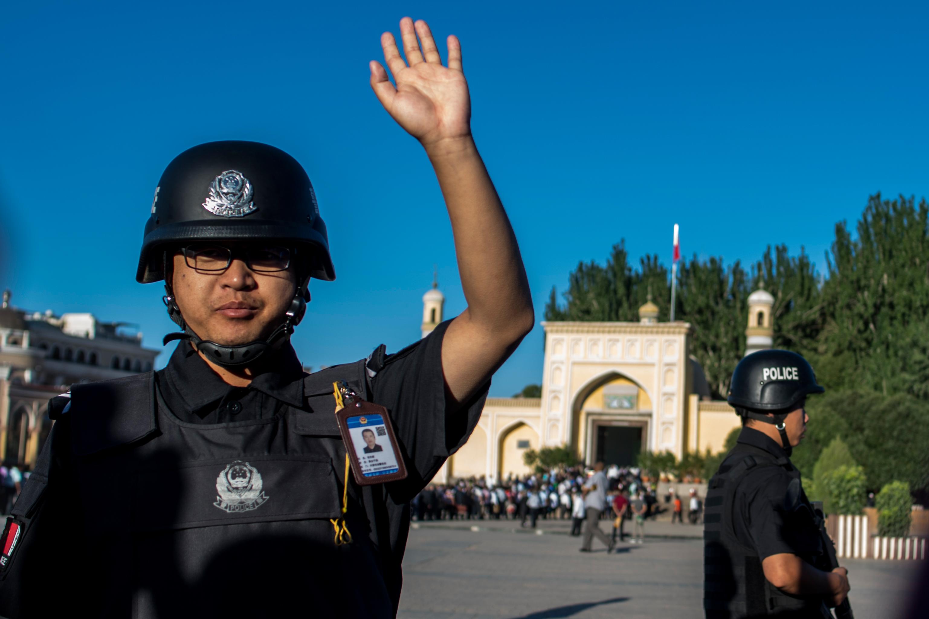 ENSZ: Akár egymillió ujgur is lehet titkos táborokban Kínában