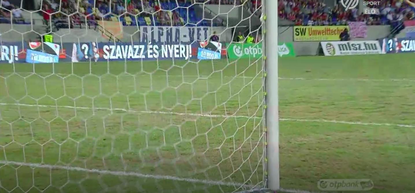 A magyar foci idei legfontosabb meccse előtt eltűnt a fű a felcsúti stadionból