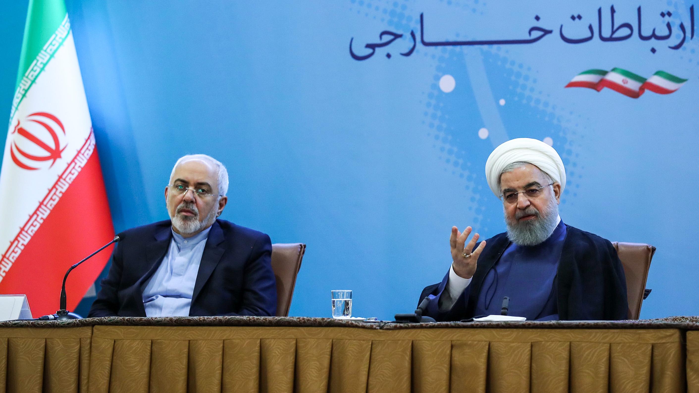 Az iráni elnök szerint az amerikai szankciók gazdasági és egészségügyi terrorizmussal érnek fel