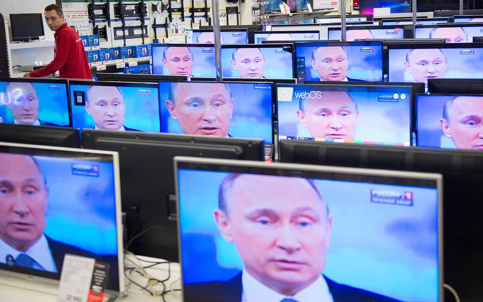 Neutrollizálás: az orosz fegyver minden ellenzéki mozgalom letörésére