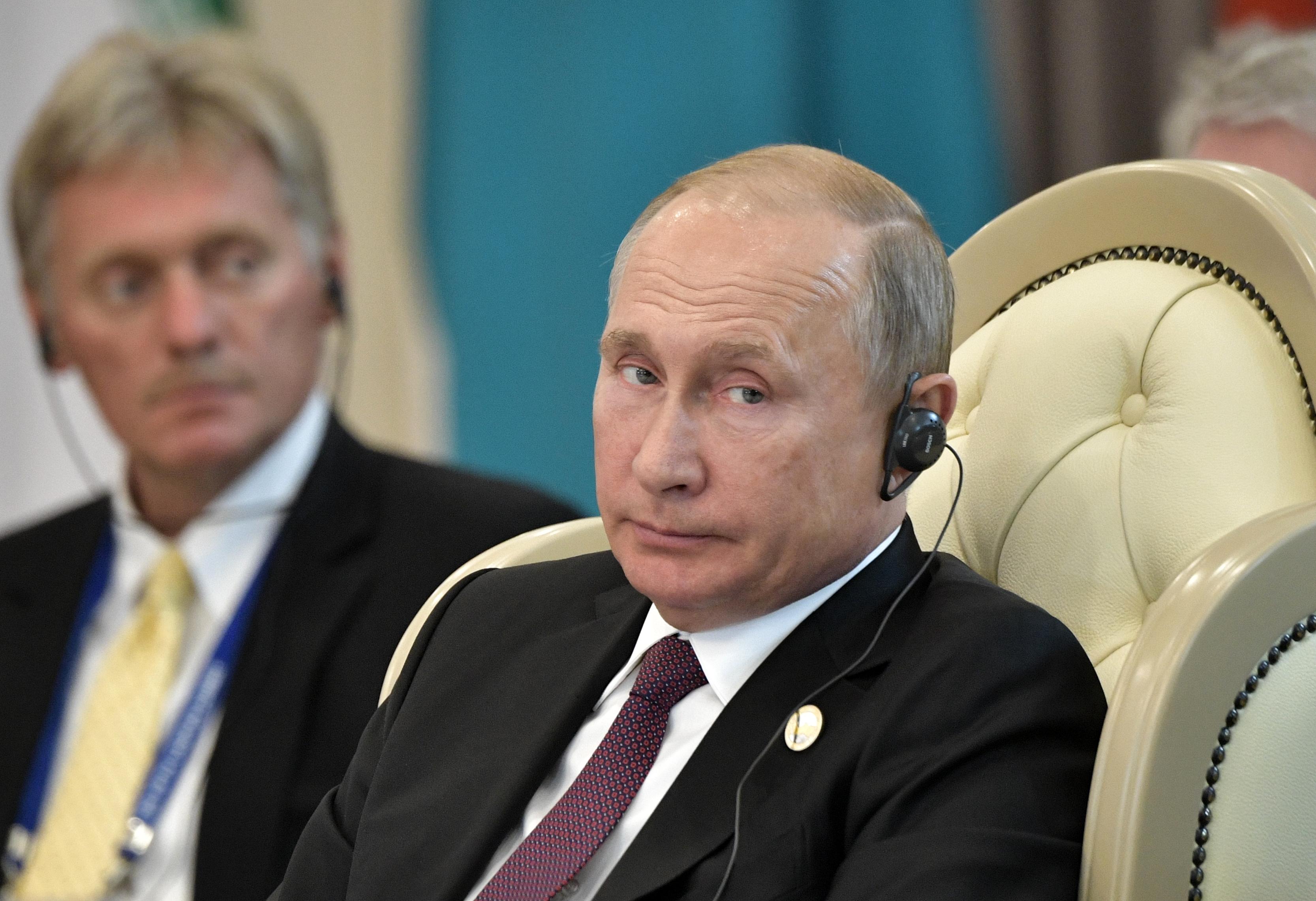 Putyin az LMBTQ-mozgalomról: Már 5 vagy 6 nem van. Transzformerek... transz... nem is értem