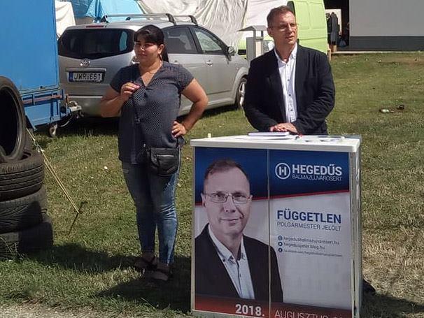 Balmazújvárosban elbukott a Fidesz által támogatott polgármester-jelölt