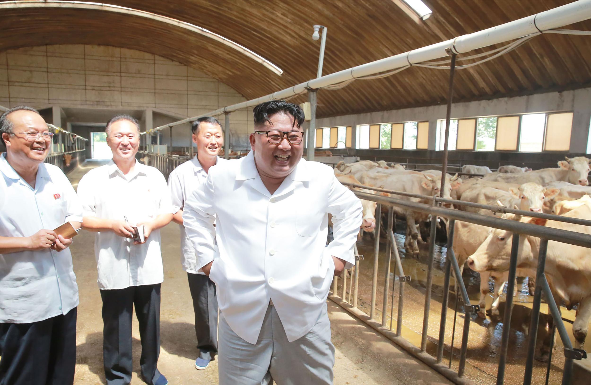 Katasztrofális élelmiszerválság vár Észak-Koreára