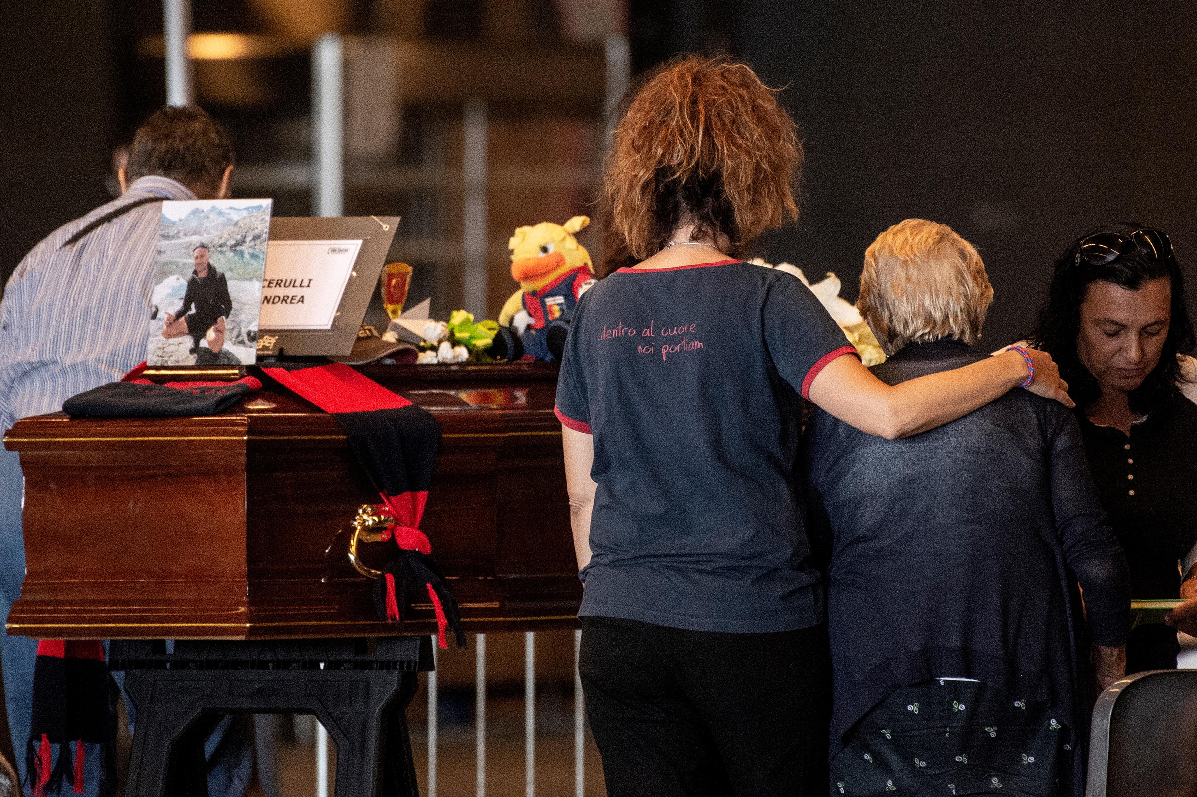 Nem kérnek az állami temetésből a genovai tragédia áldozatainak hozzátartozói