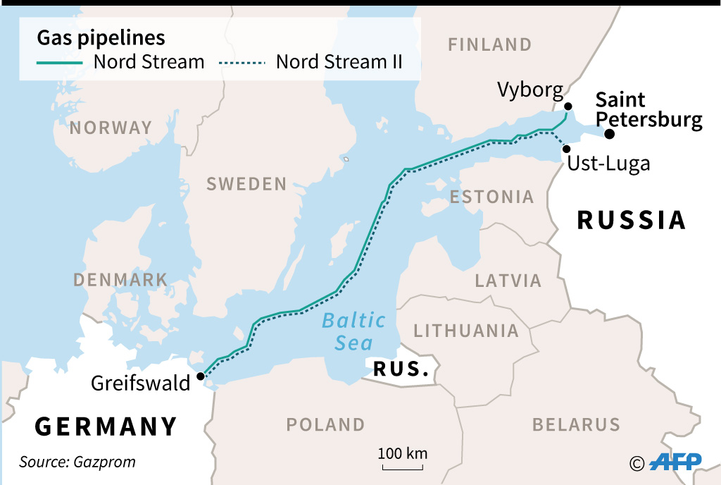 Pompeo Varsóban: az Északi Áramlat-2 veszélyezteti Európa energiabiztonságát