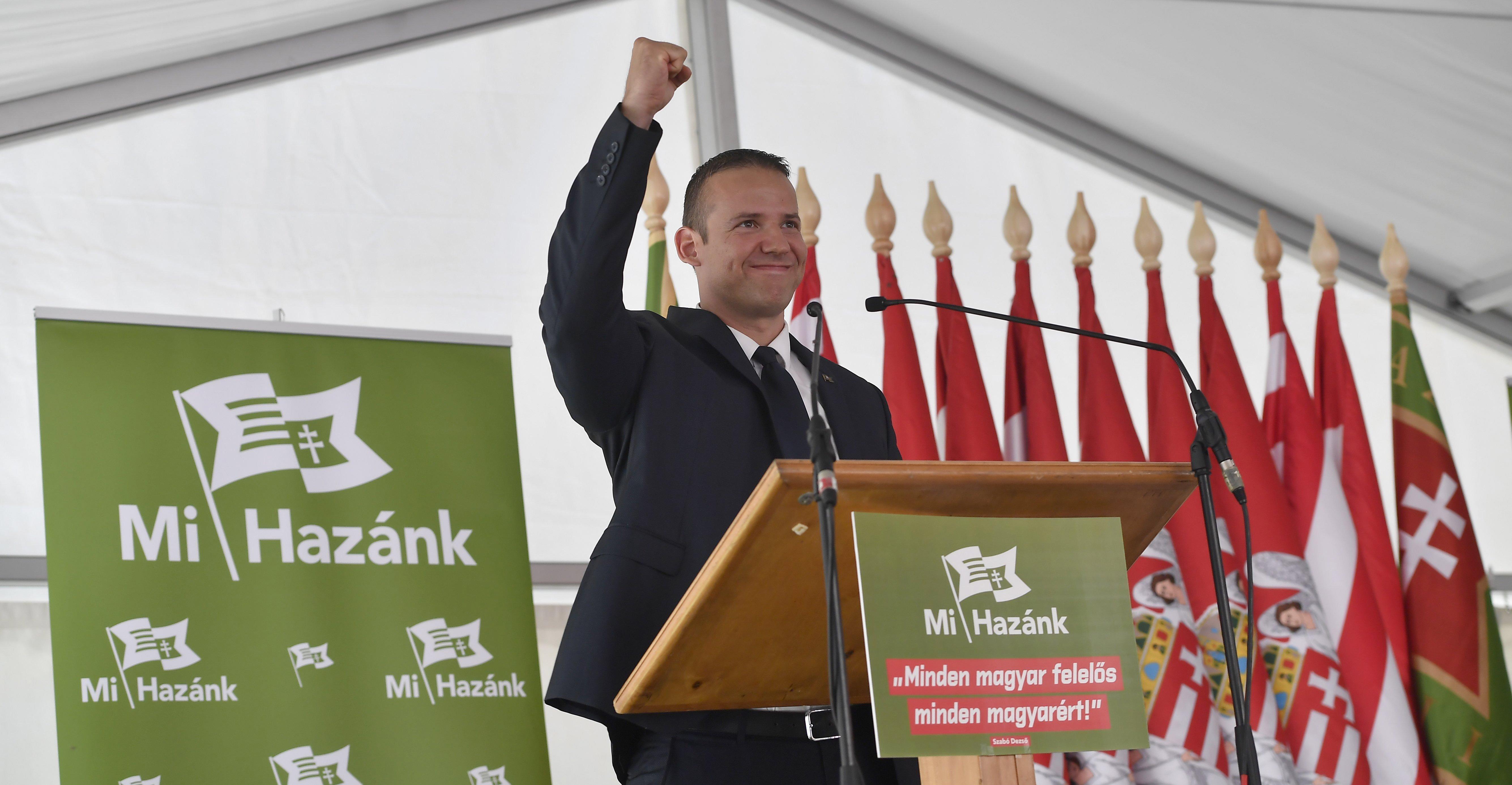 Toroczkai új pártjának főleg az ellenzékkel van baja, a Fideszt sok kérdésben tudják támogatni