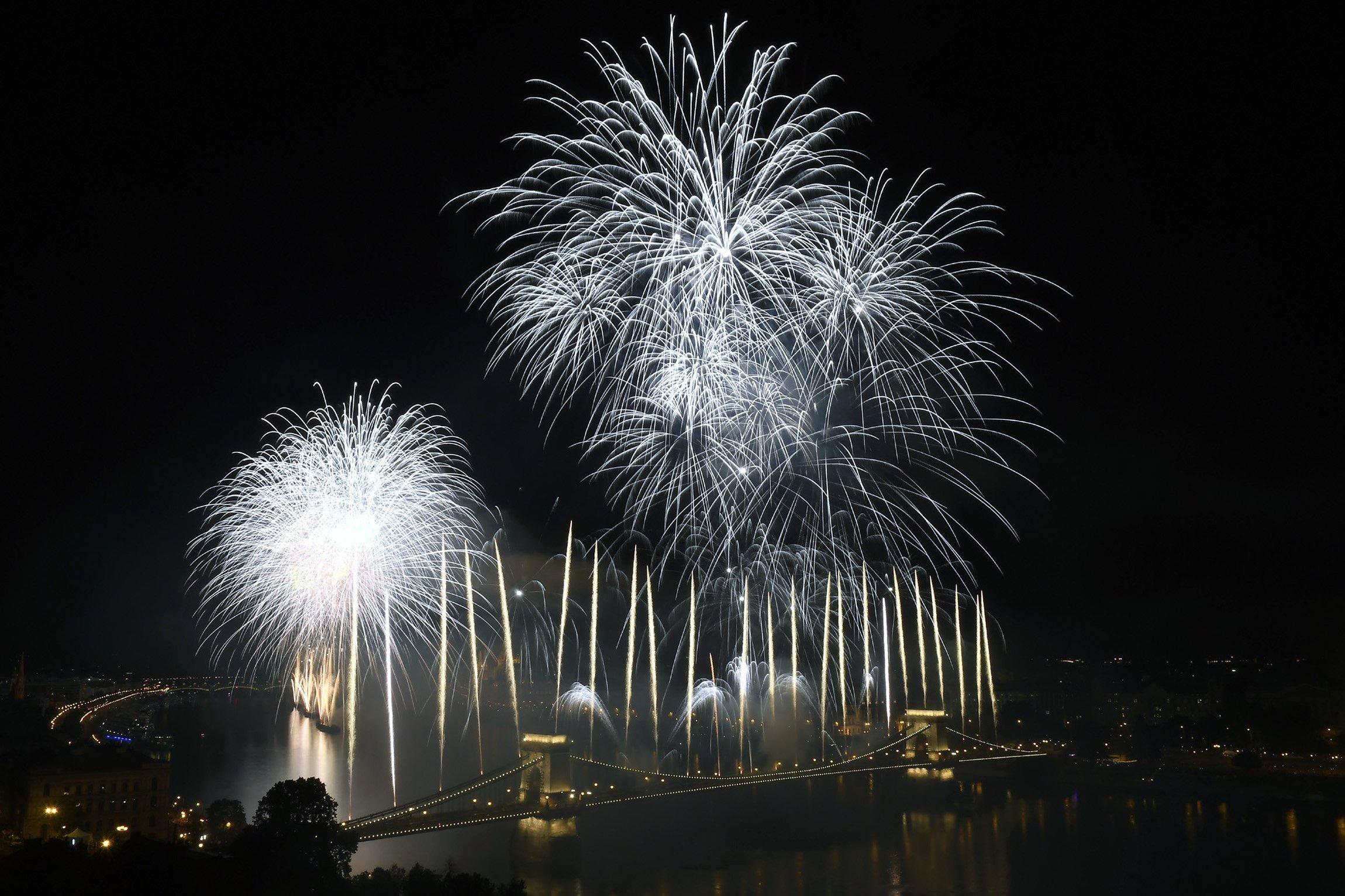 A gyöngyösiek szavazhattak arról, hogy szeretnének-e augusztus 20-i tűzijátékot
