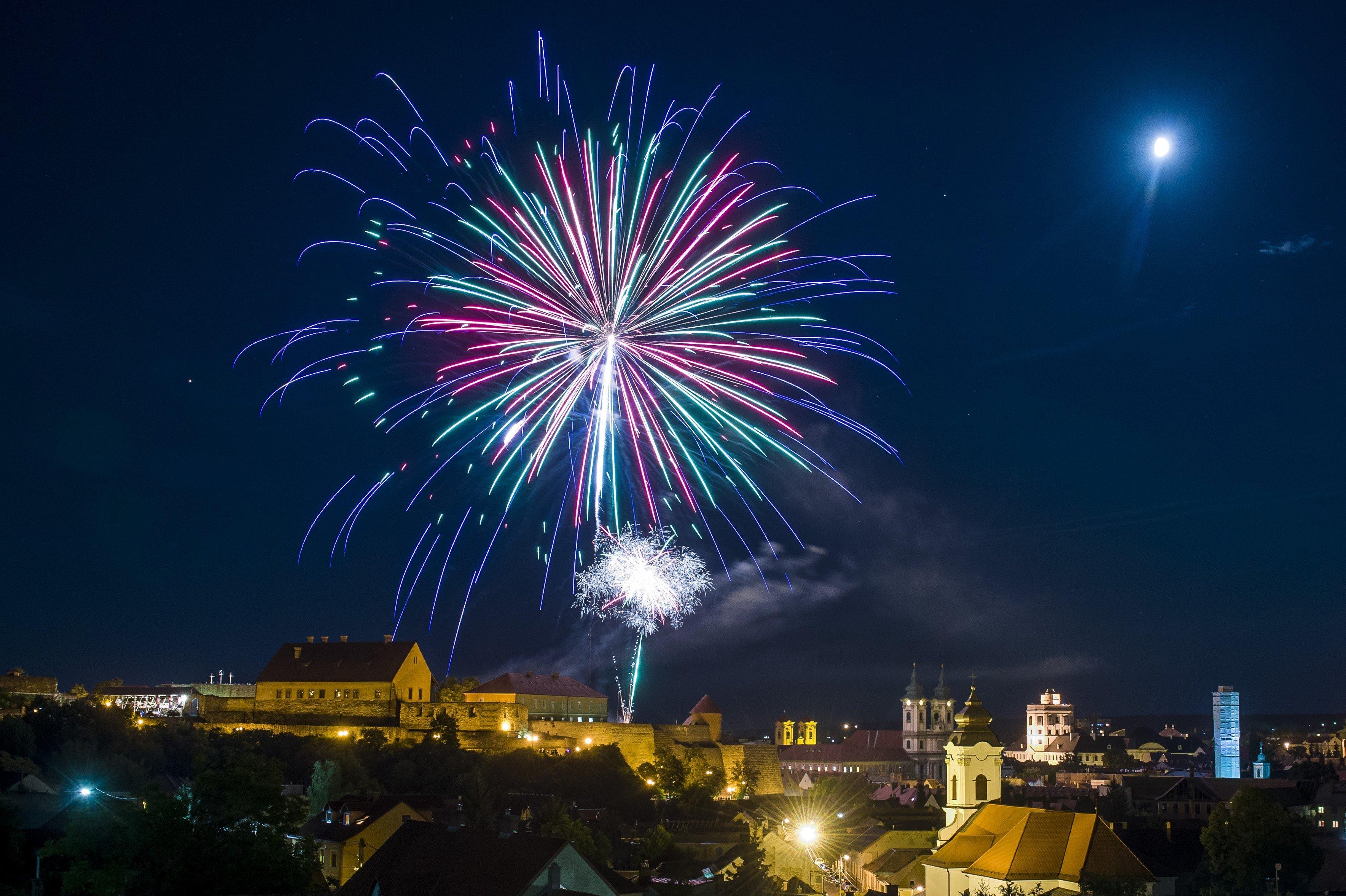Négy tipp kutyásoknak az augusztus 20-i tűzijátékra