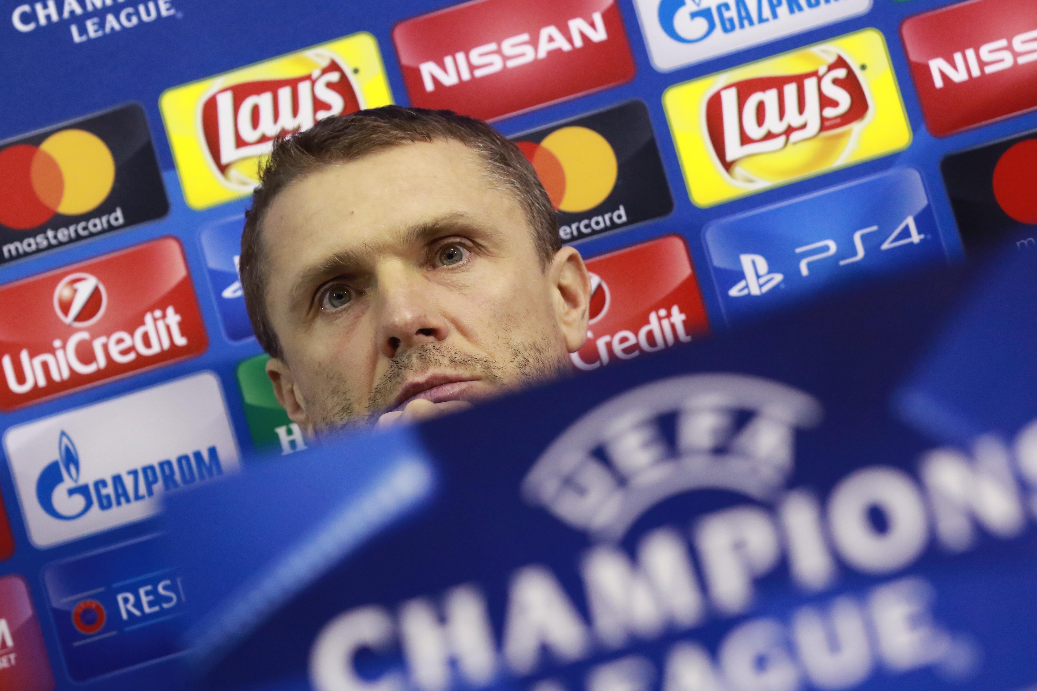 Már nem Rebrov a Ferencváros vezetőedzője