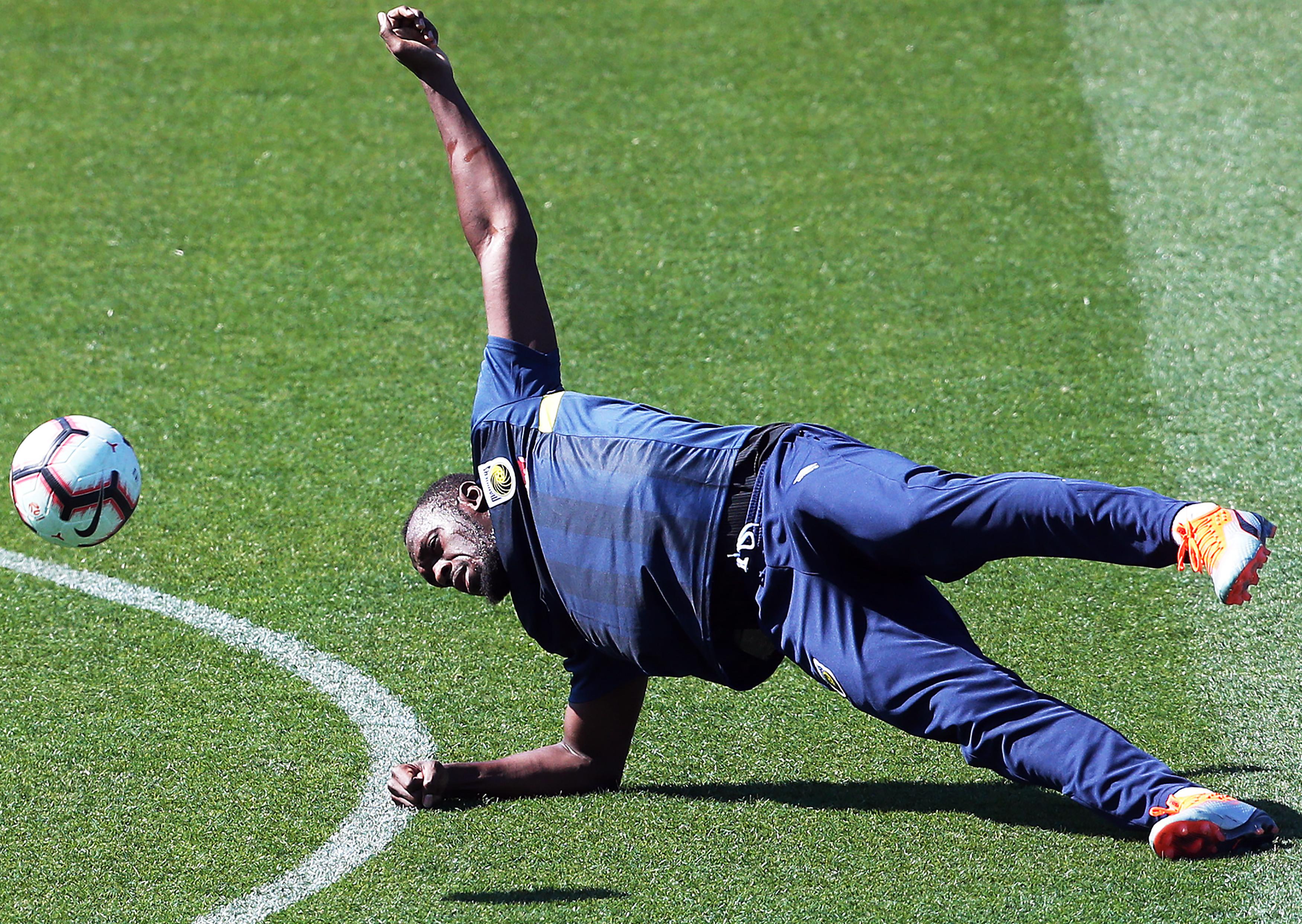 Usain Bolt már nem akar profi focista lenni