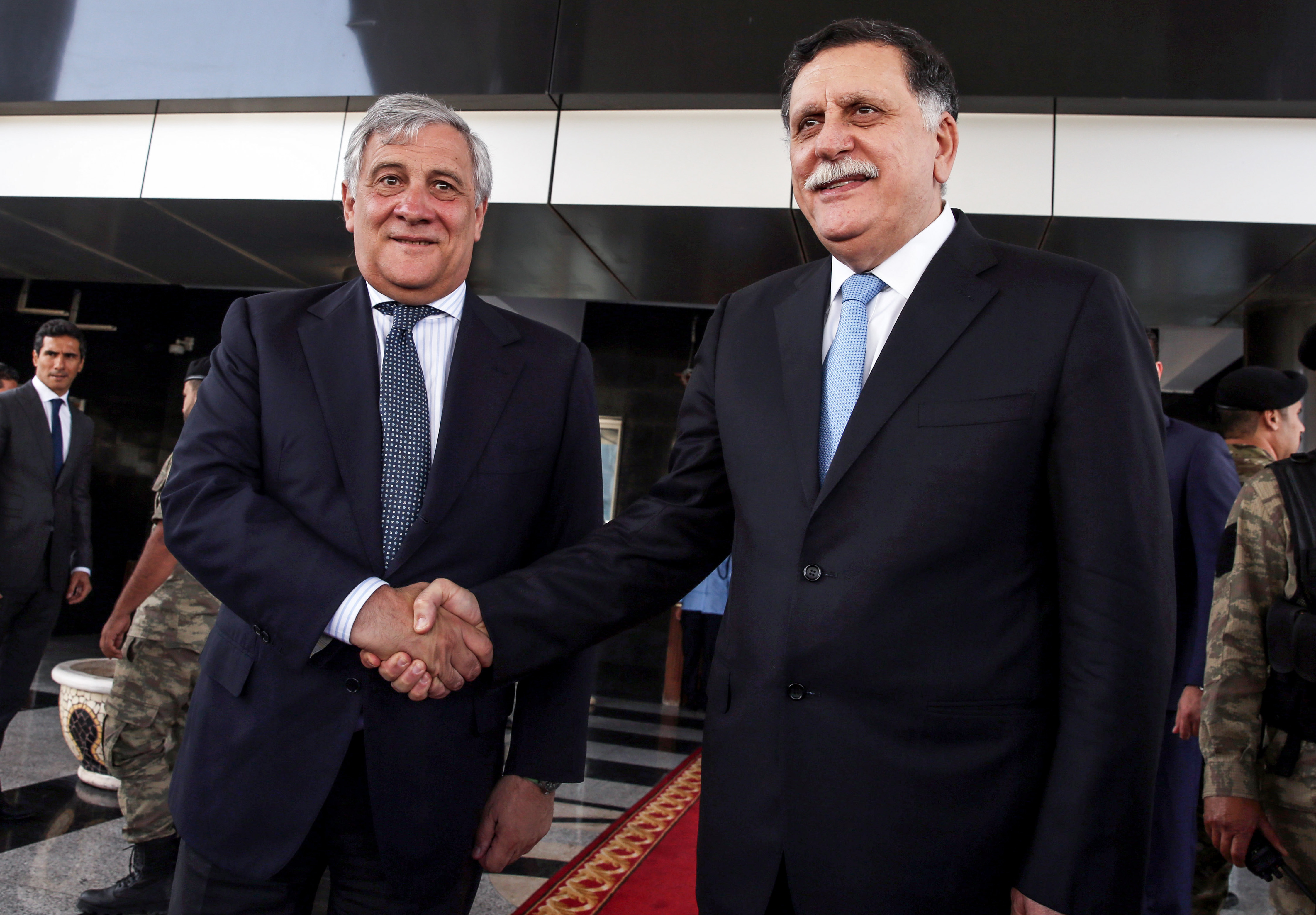 A Visegrádi 4-ek Olaszország legádázabb ellenségei az Európai Parlament olasz elnöke szerint