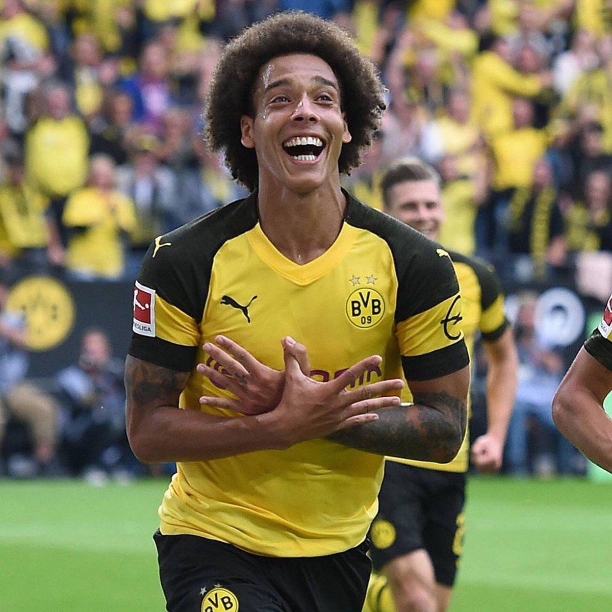Multikulti: Witsel belőtte az első gólját Dortmundban, majd albán sasos gólörömmel ünnepelt, pedig belga és fekete