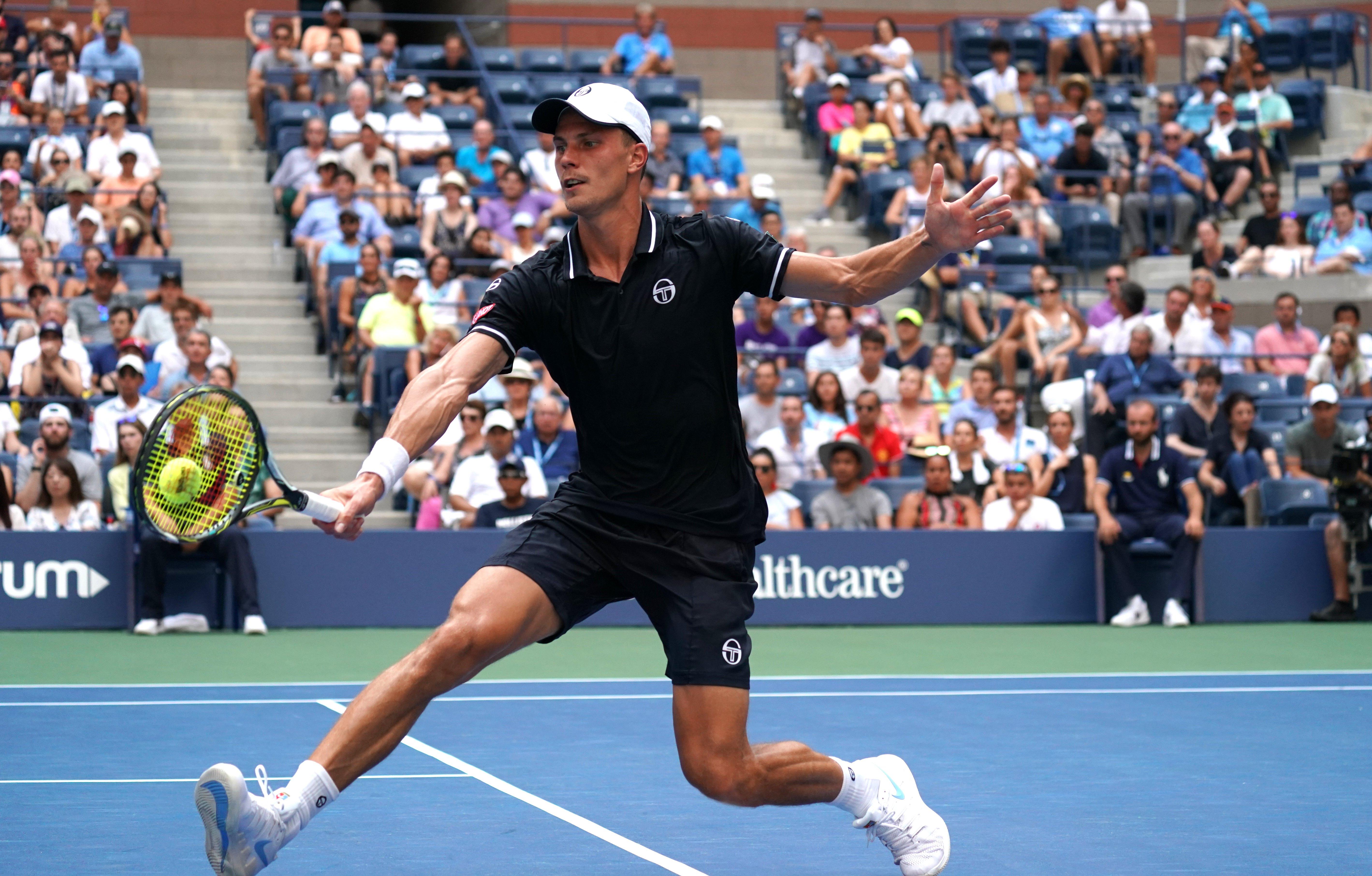 Fucsovics Márton vezetett is, de végül Djokovics jutott tovább az US Openen