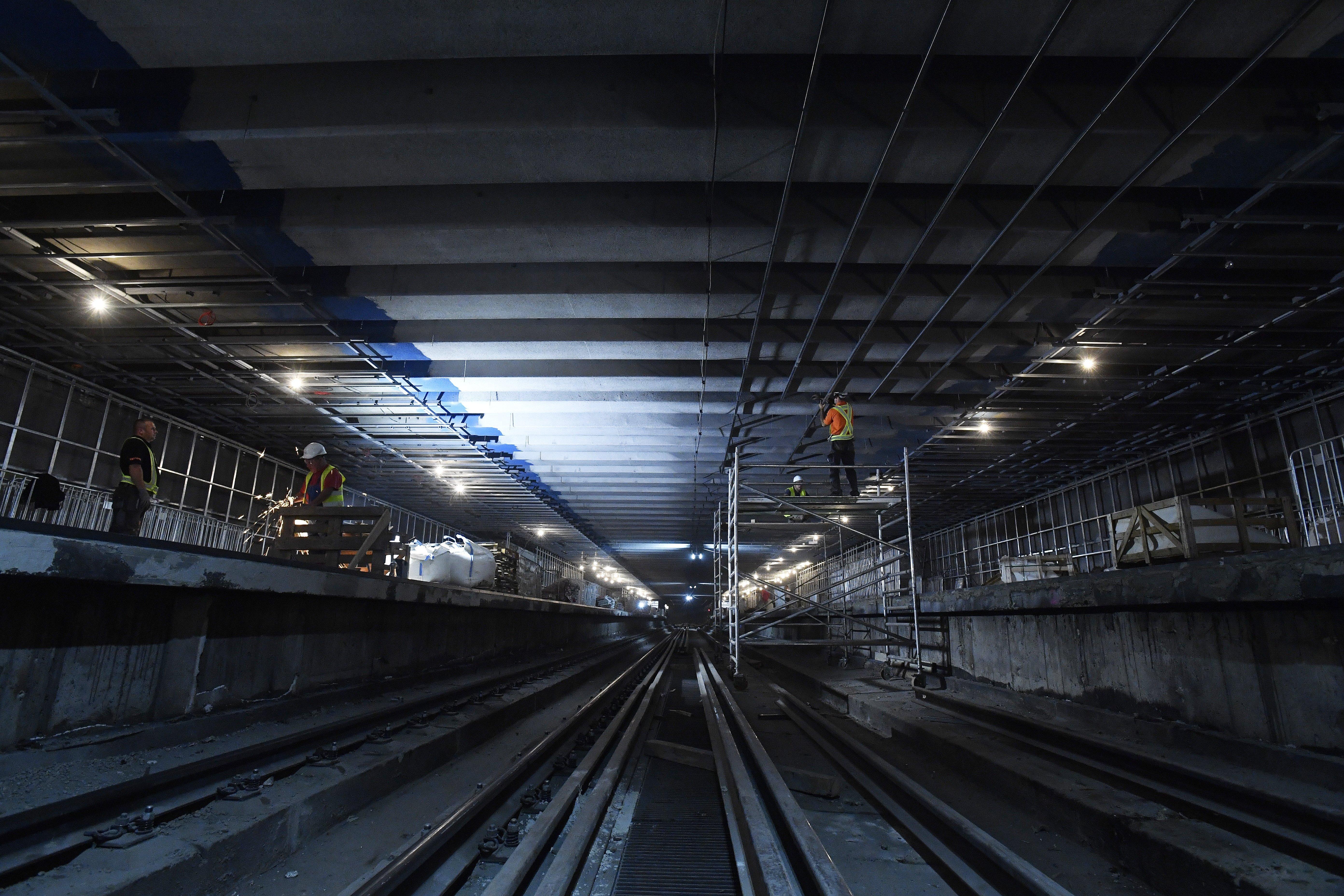 Kisállat okozta a tüzet a Gyöngyösi utcai metróaluljáróban