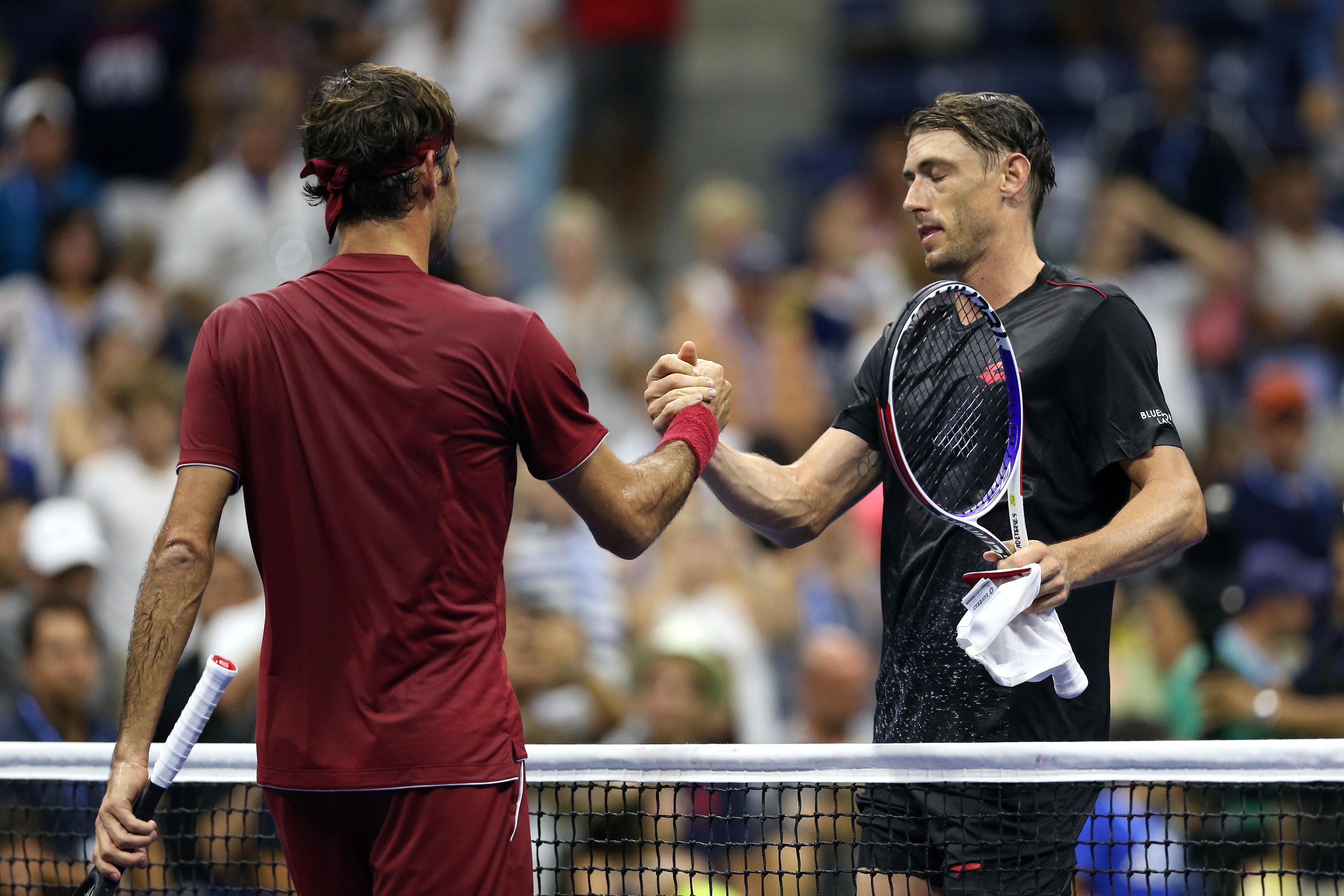 Ismeretlen ausztrál verte ki Federert a US Openről