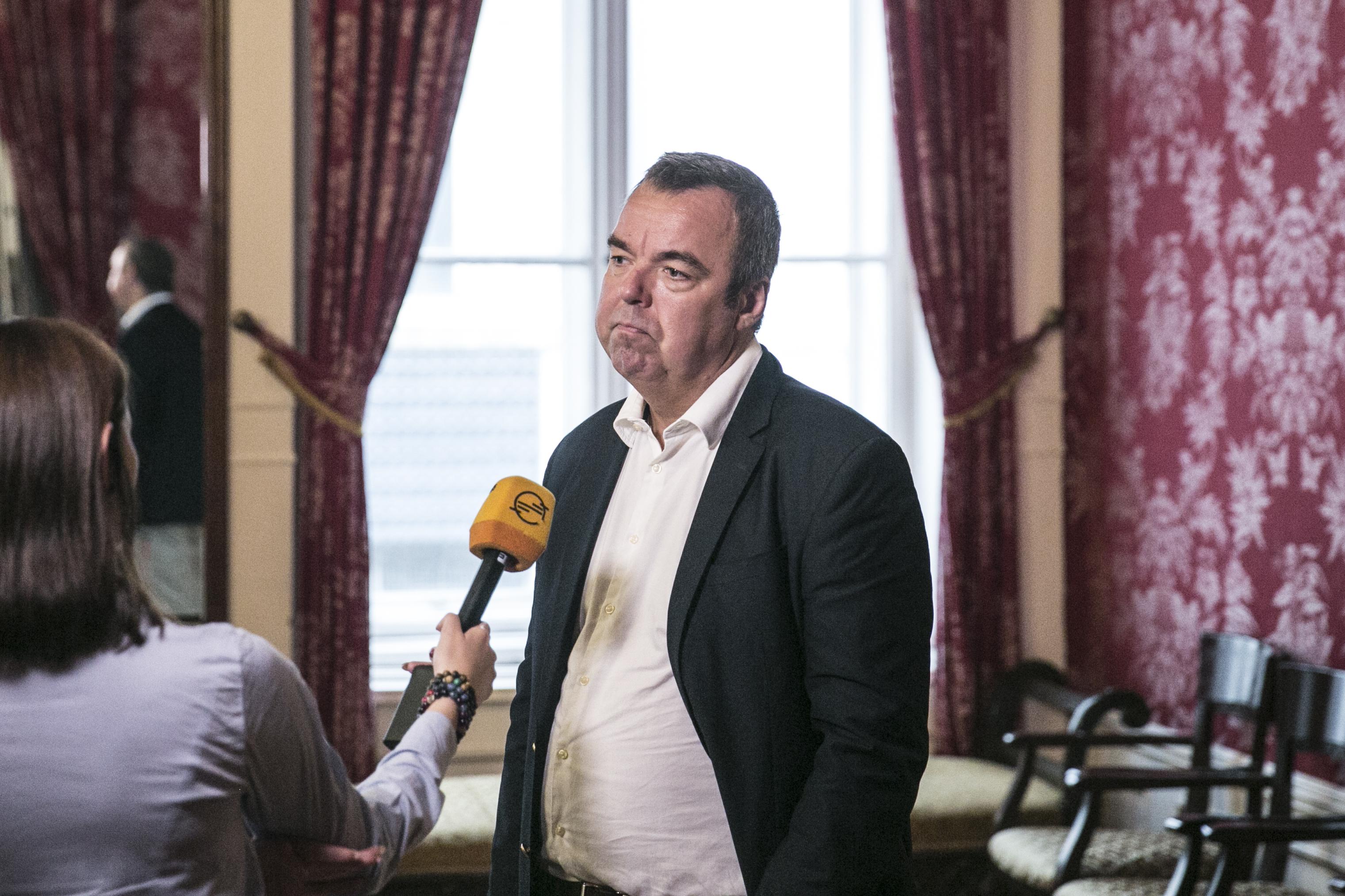 L. Simon: Nem szóltam be Balogéknak, csak sajnáltam, hogy nem voltak ott