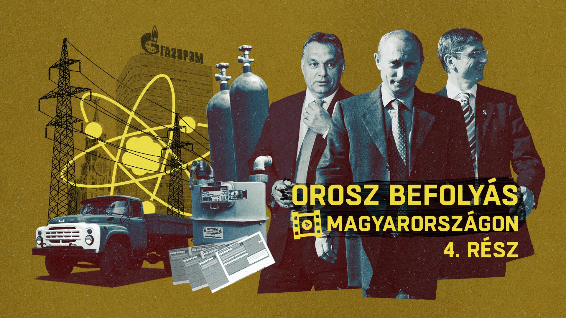 Olajjal, gázzal és atomenergiával terjeszti befolyását Oroszország a világban, mi mindhármat vásároljuk tőlük